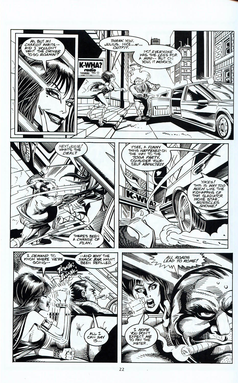 Read online Elvira, Mistress of the Dark comic -  Issue #117 - 19