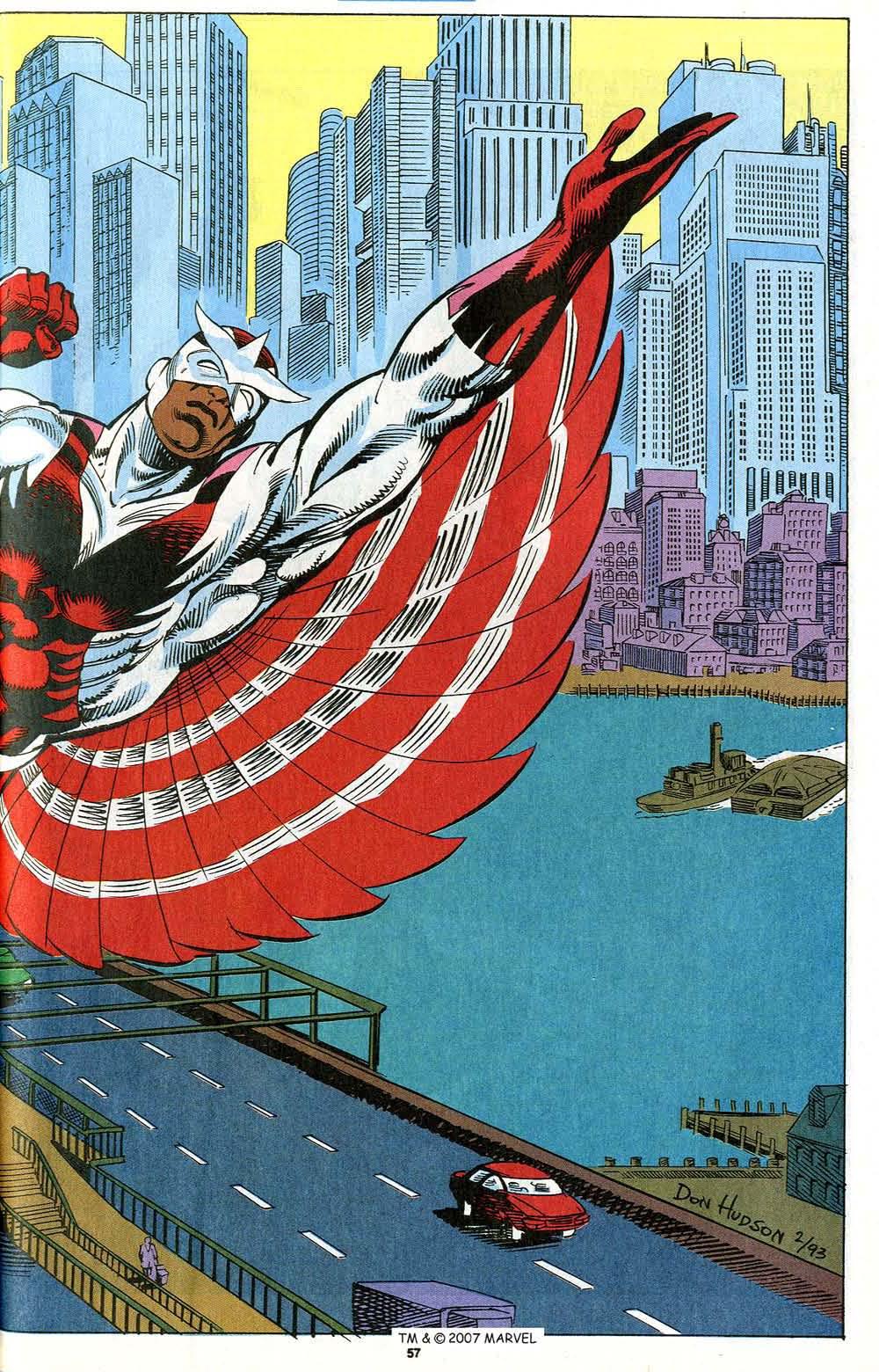 Read online Captain America (1968) comic -  Issue # _Annual 12 - 59