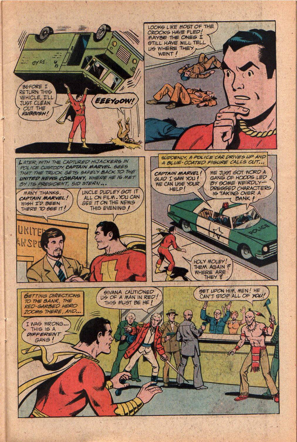 Read online Shazam! (1973) comic -  Issue #27 - 11