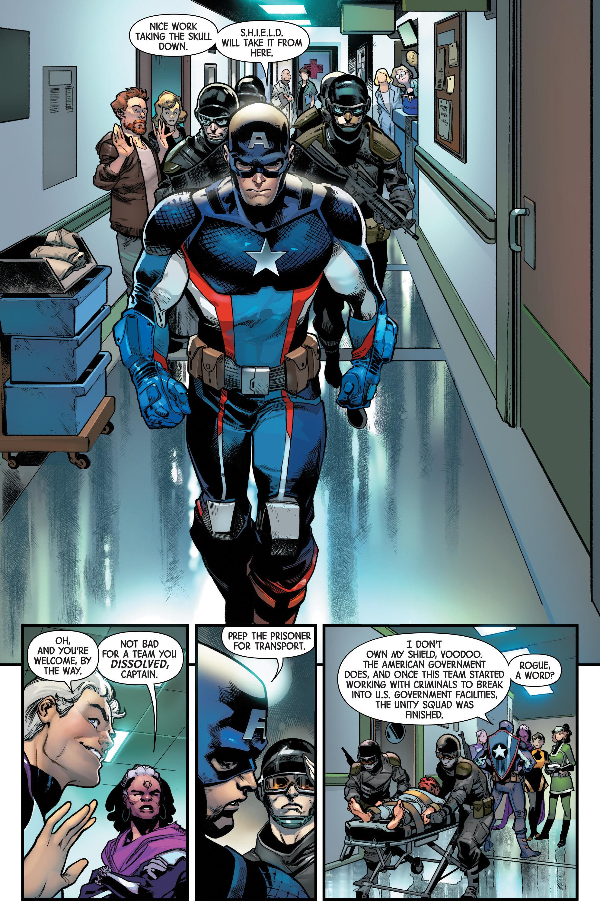 Read online Uncanny Avengers [II] comic -  Issue #22 - 5