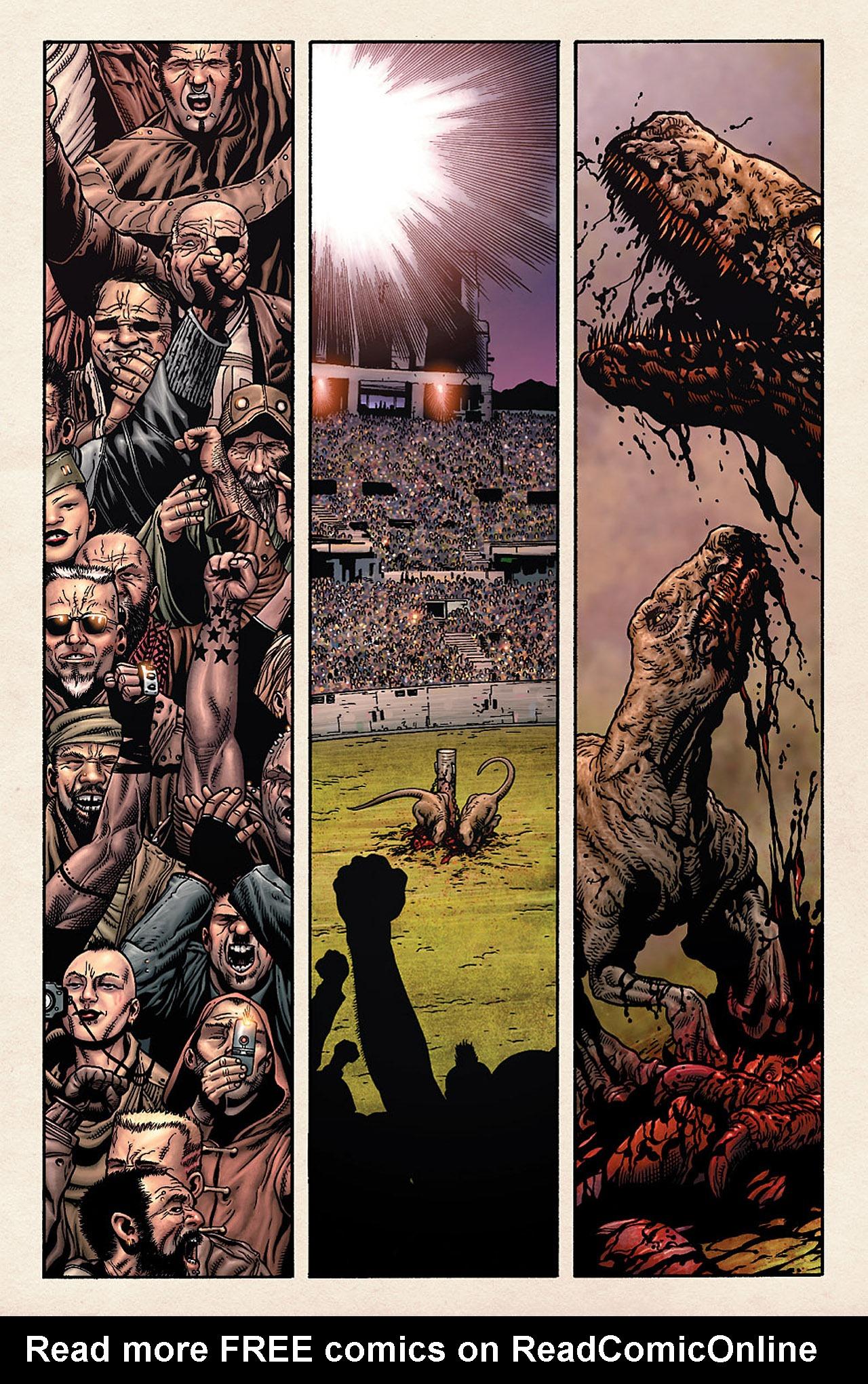 Read online Wolverine: Old Man Logan comic -  Issue # Full - 59