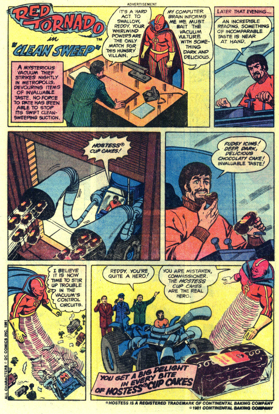 Read online Adventure Comics (1938) comic -  Issue #487 - 11