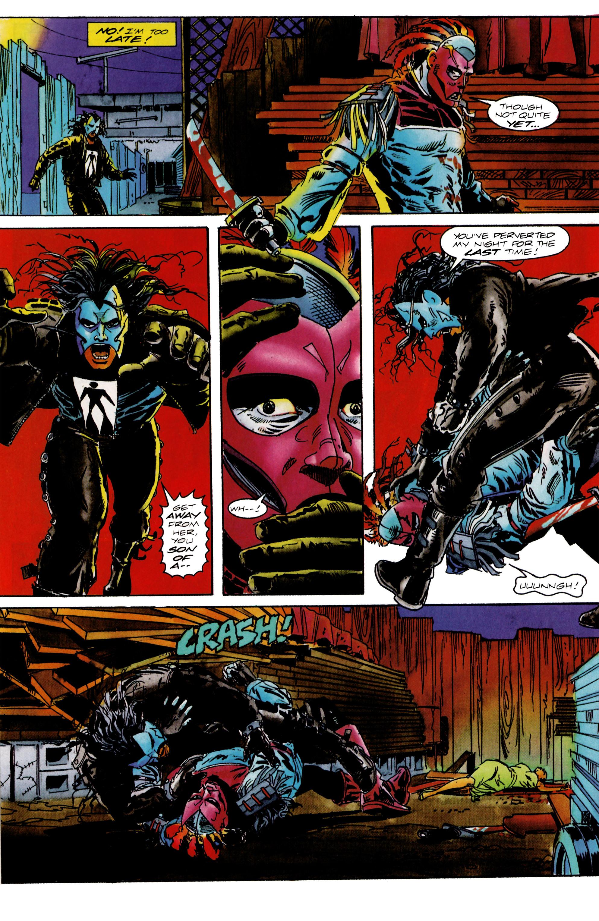 Read online Shadowman (1992) comic -  Issue #13 - 12