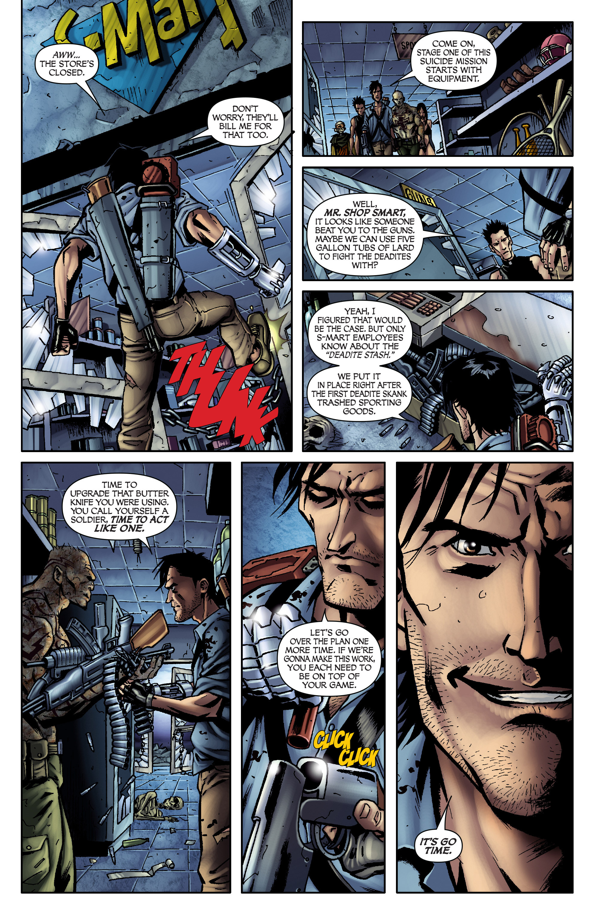 Read online Army of Darkness: From the Ashes comic -  Issue #Army of Darkness: From the Ashes TPB - 85