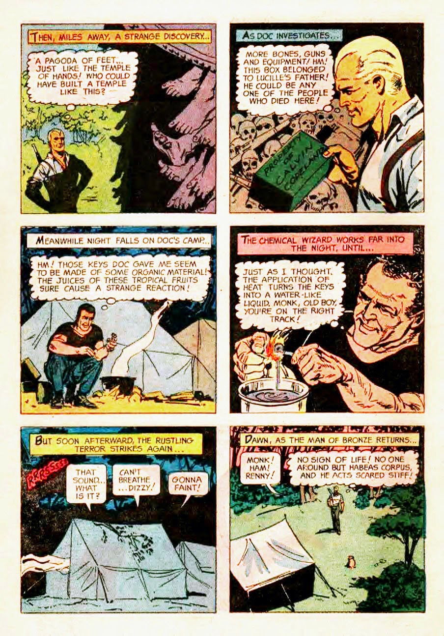 Read online Doc Savage (1966) comic -  Issue # Full - 26