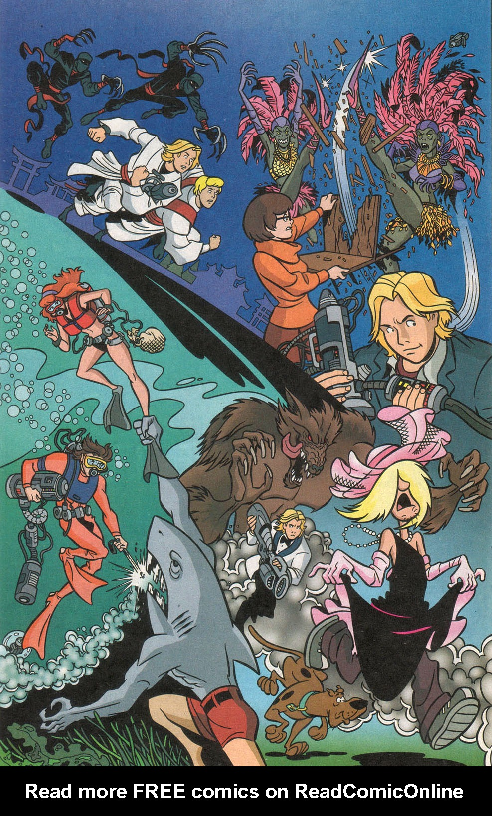 Read online Scooby-Doo (1997) comic -  Issue #106 - 13