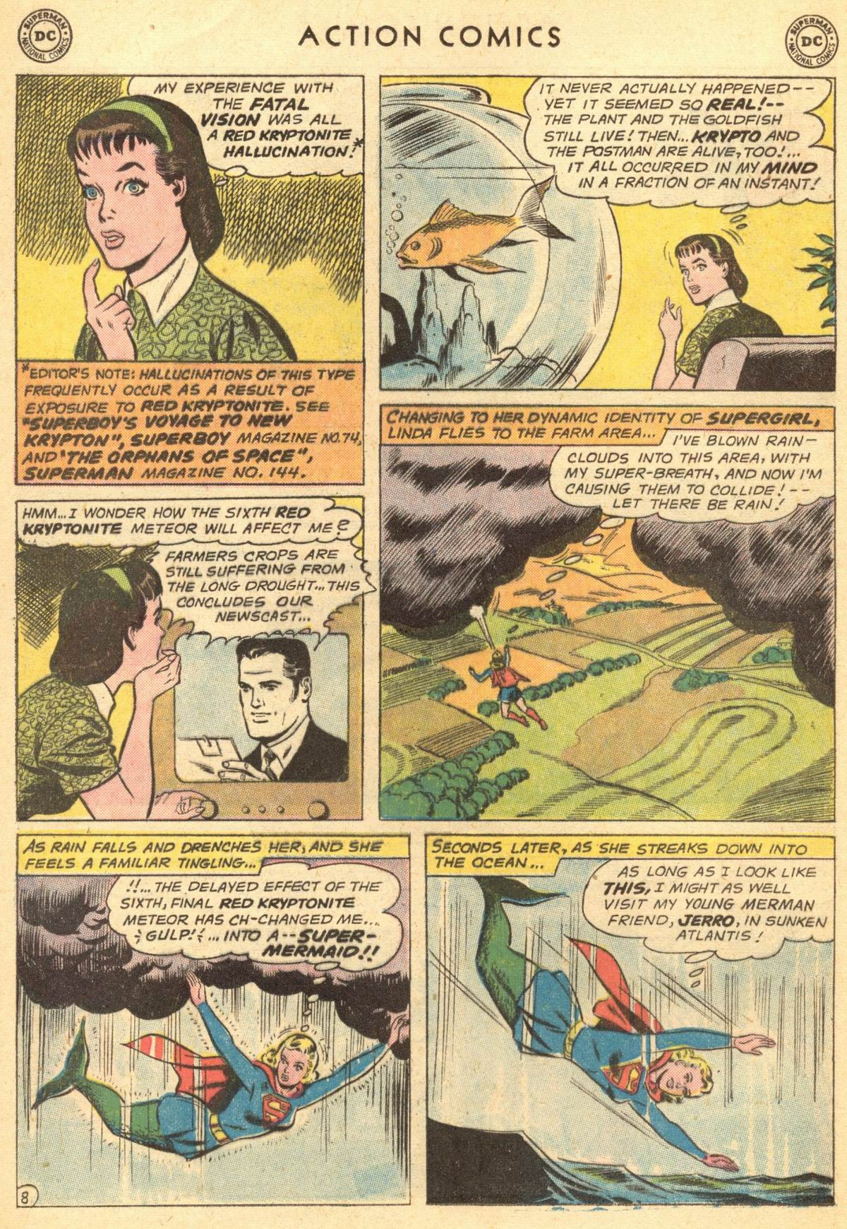 Read online Action Comics (1938) comic -  Issue #284 - 28