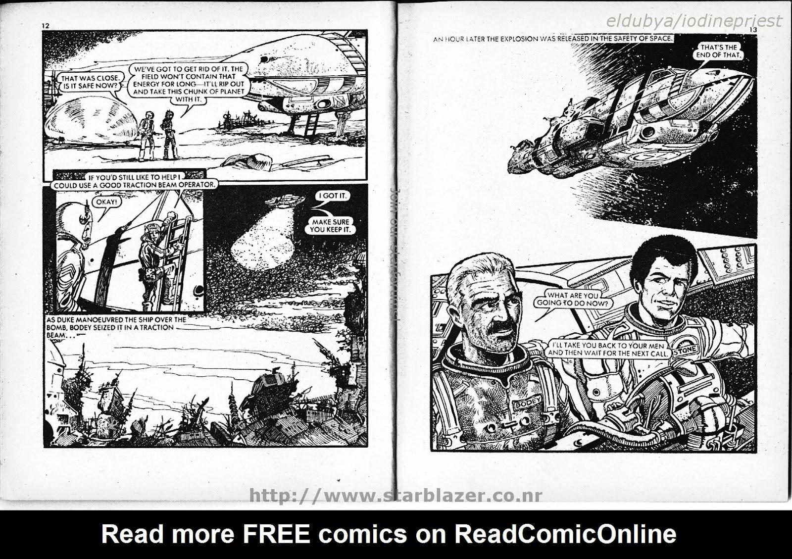 Starblazer issue 70 - Page 8