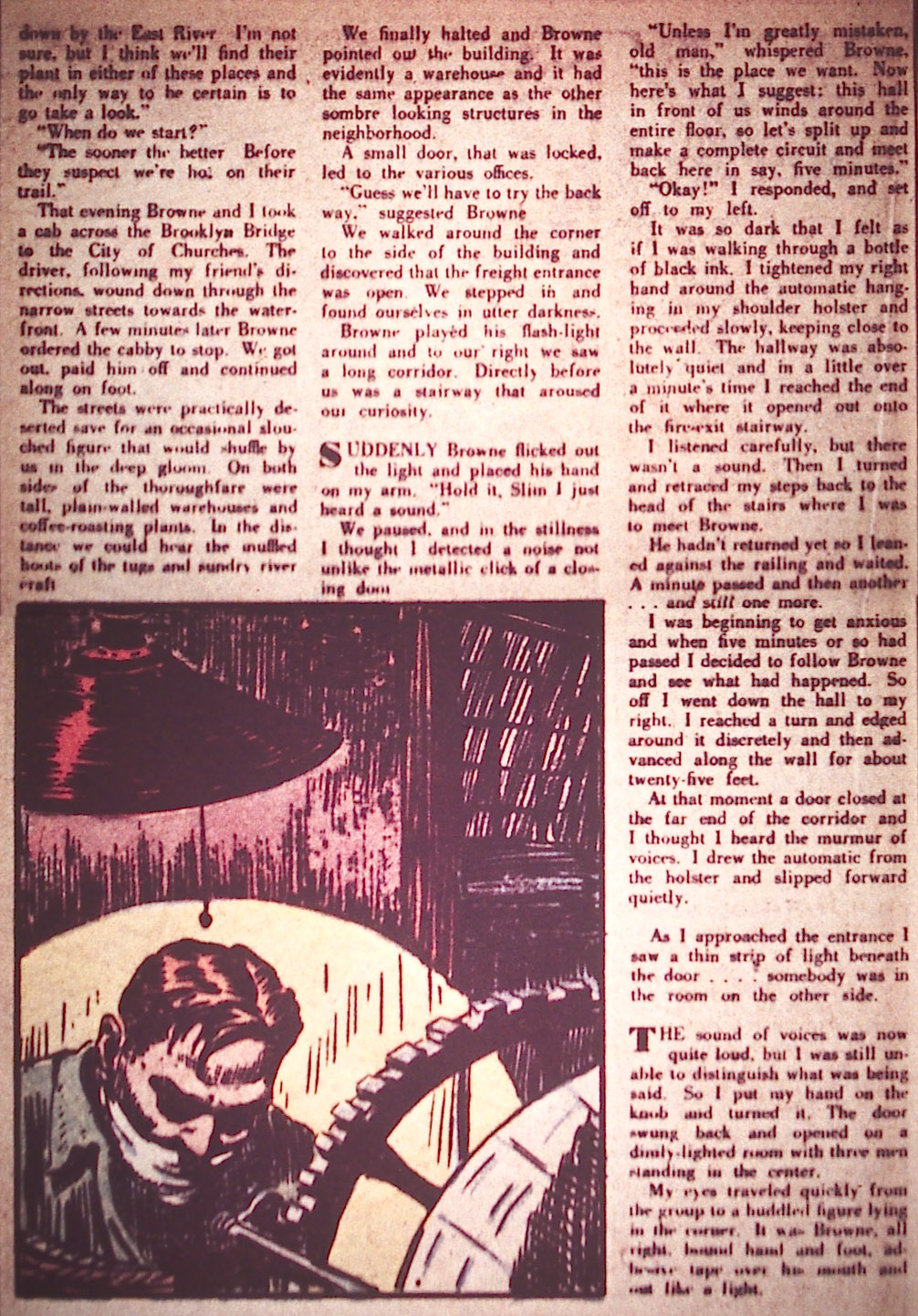 Read online Detective Comics (1937) comic -  Issue #12 - 38
