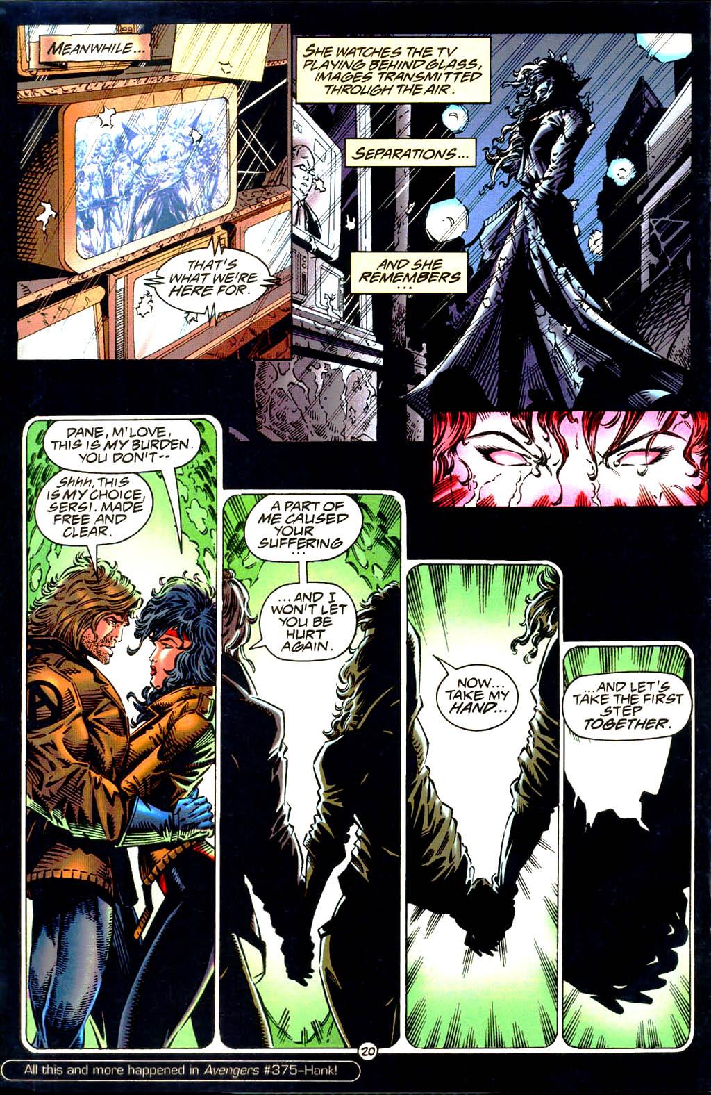 Read online UltraForce (1994) comic -  Issue #9 - 21