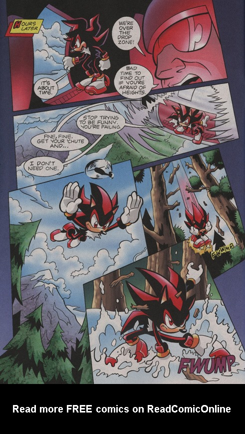 Read online Sonic Universe comic -  Issue #3 - 7