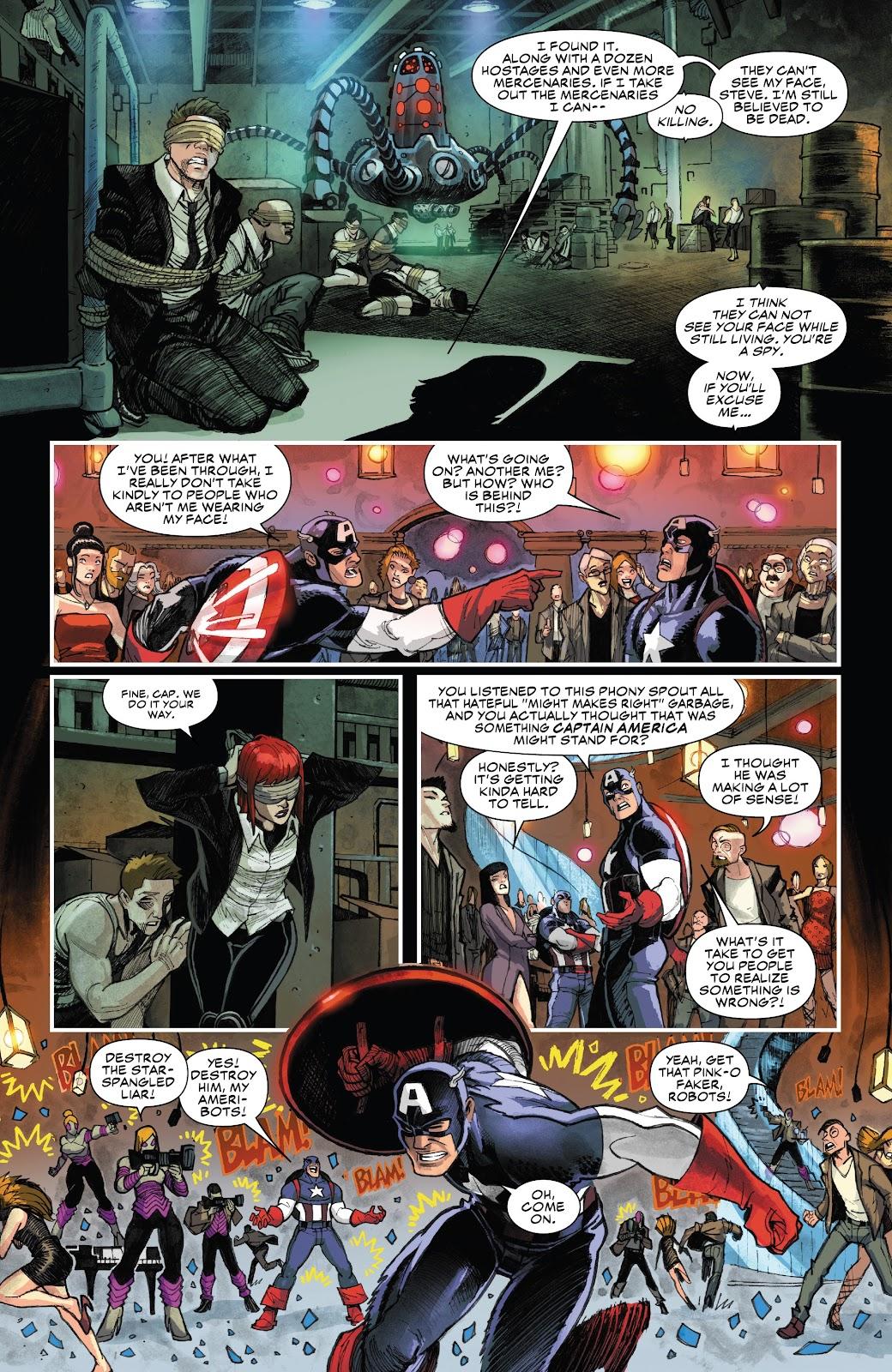 Read online Black Widow (2019) comic -  Issue #1 - 7