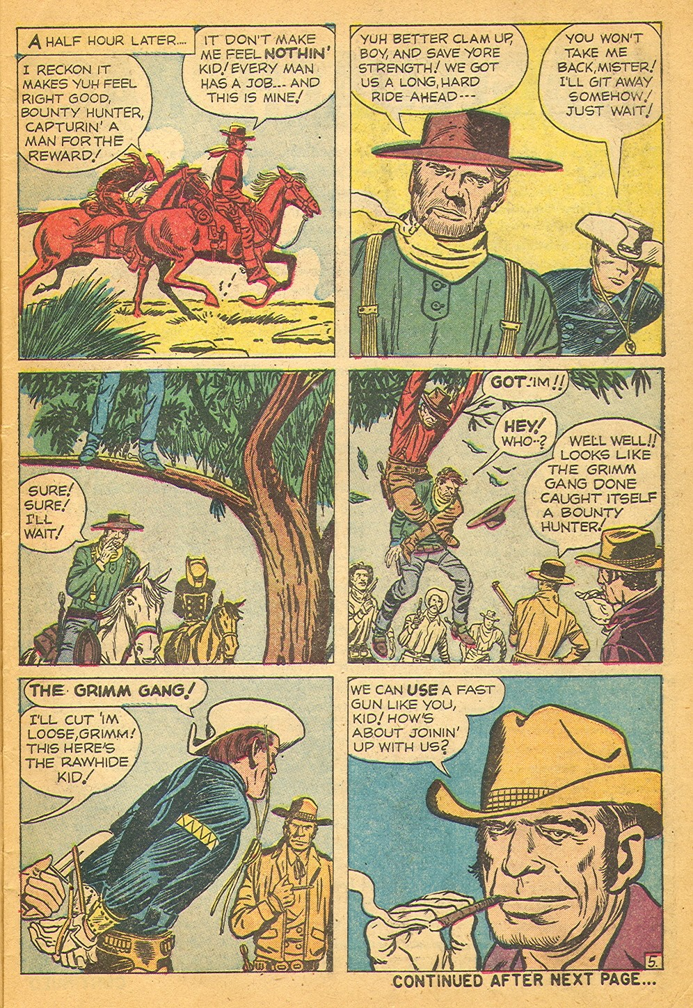 The Rawhide Kid (1955) issue 26 - Page 7