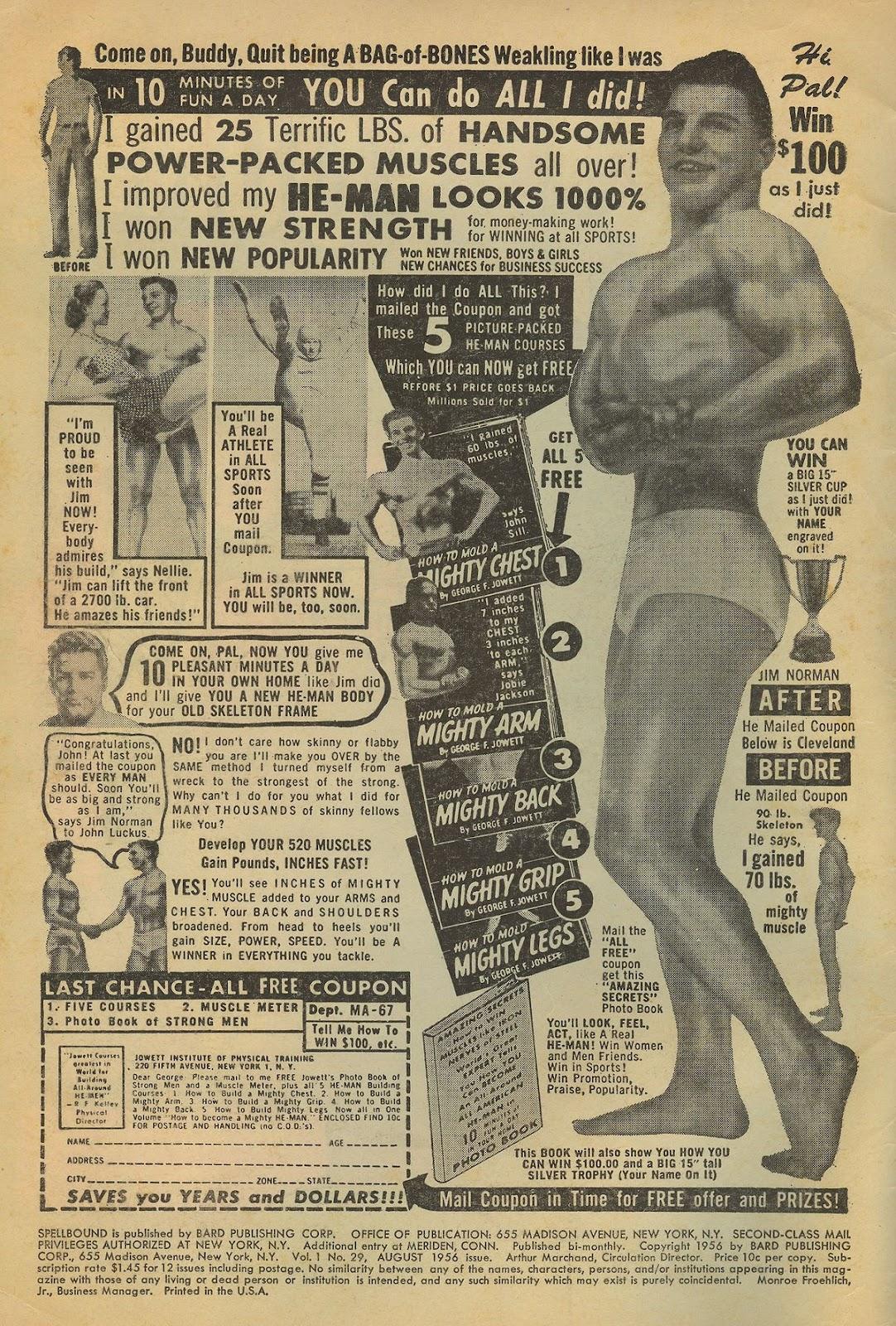 Spellbound (1952) issue 29 - Page 2