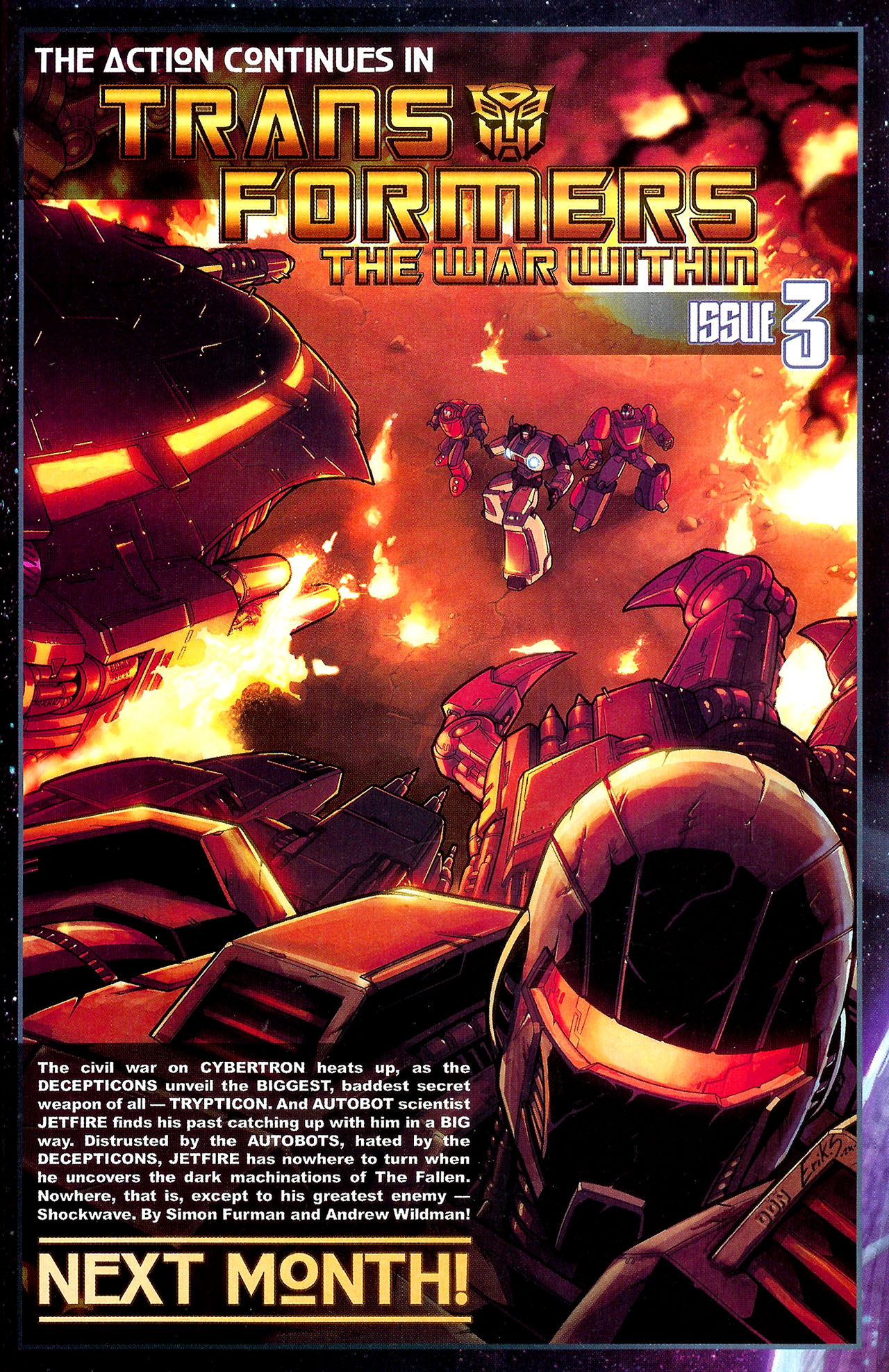 """Read online Transformers War Within: """"The Dark Ages"""" comic -  Issue #2 - 24"""