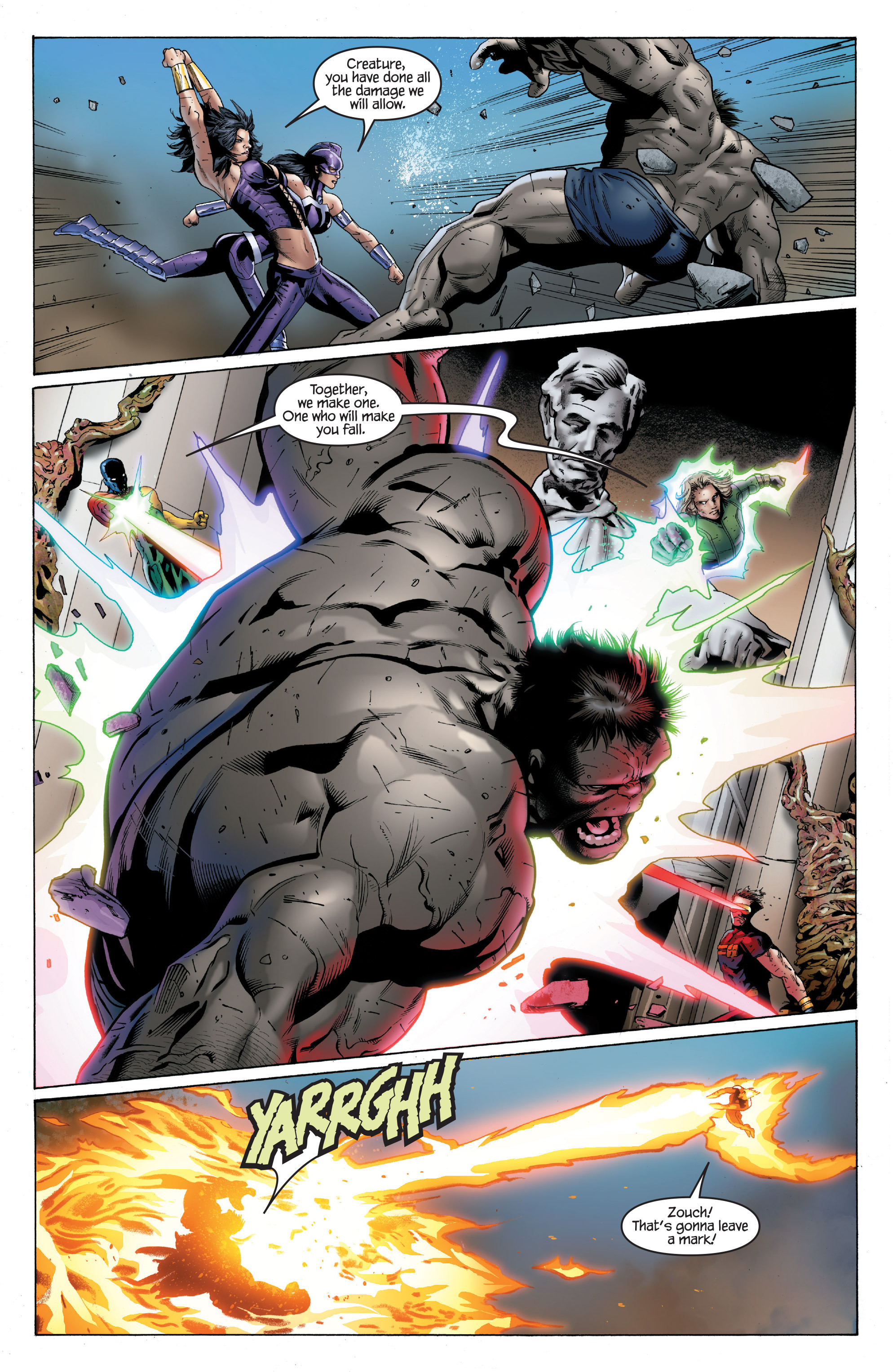 Read online Ultimate Power comic -  Issue #9 - 9