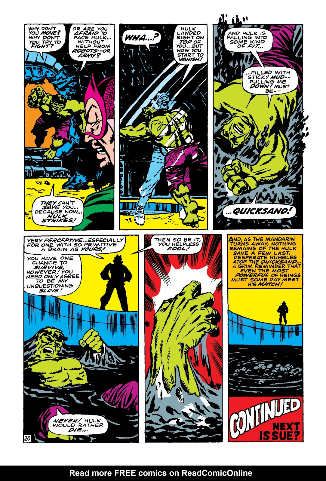 Read online Marvel Masterworks: The Incredible Hulk comic -  Issue # TPB 4 (Part 2) - 11