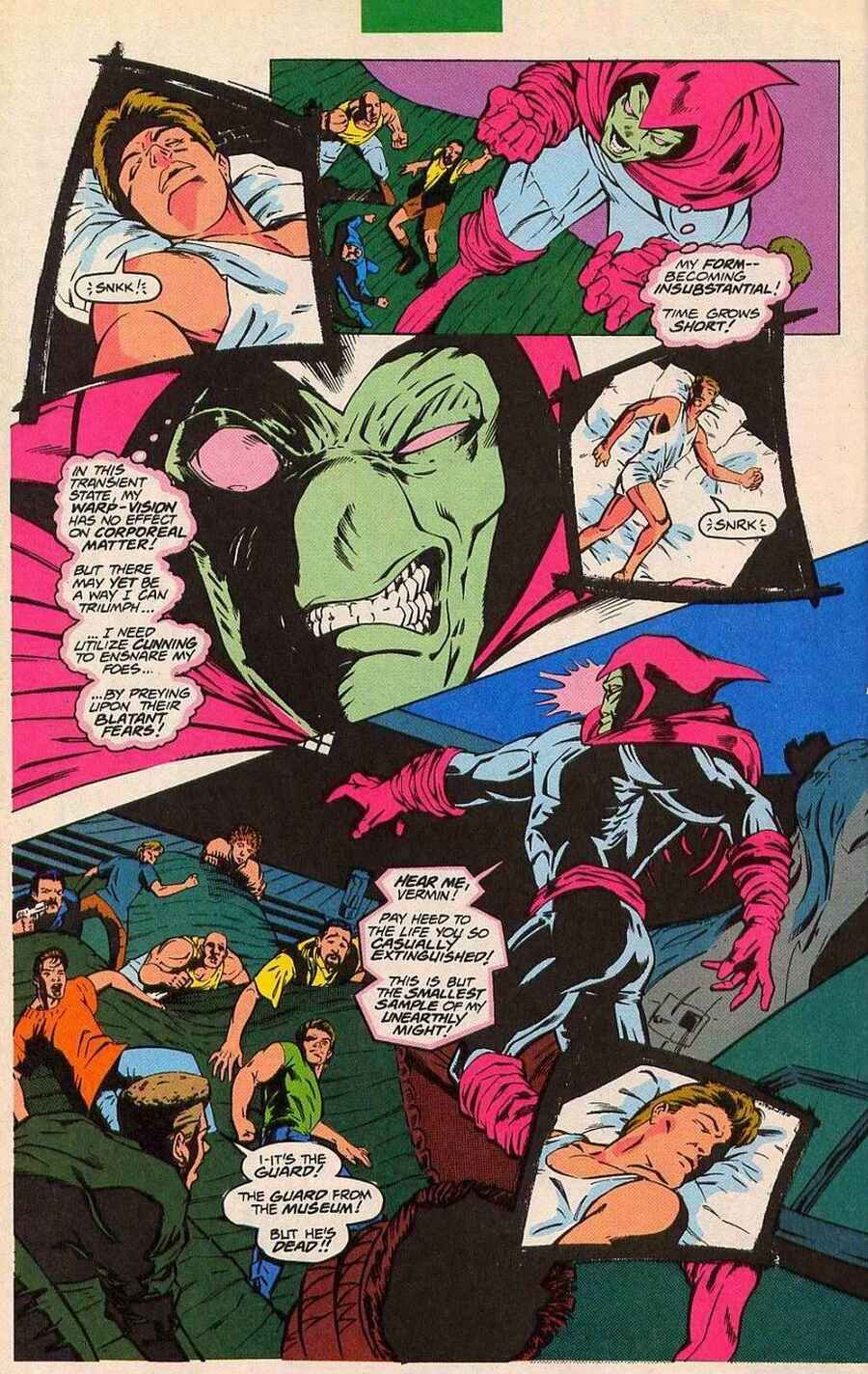 Read online Sleepwalker Holiday Special comic -  Issue # Full - 37