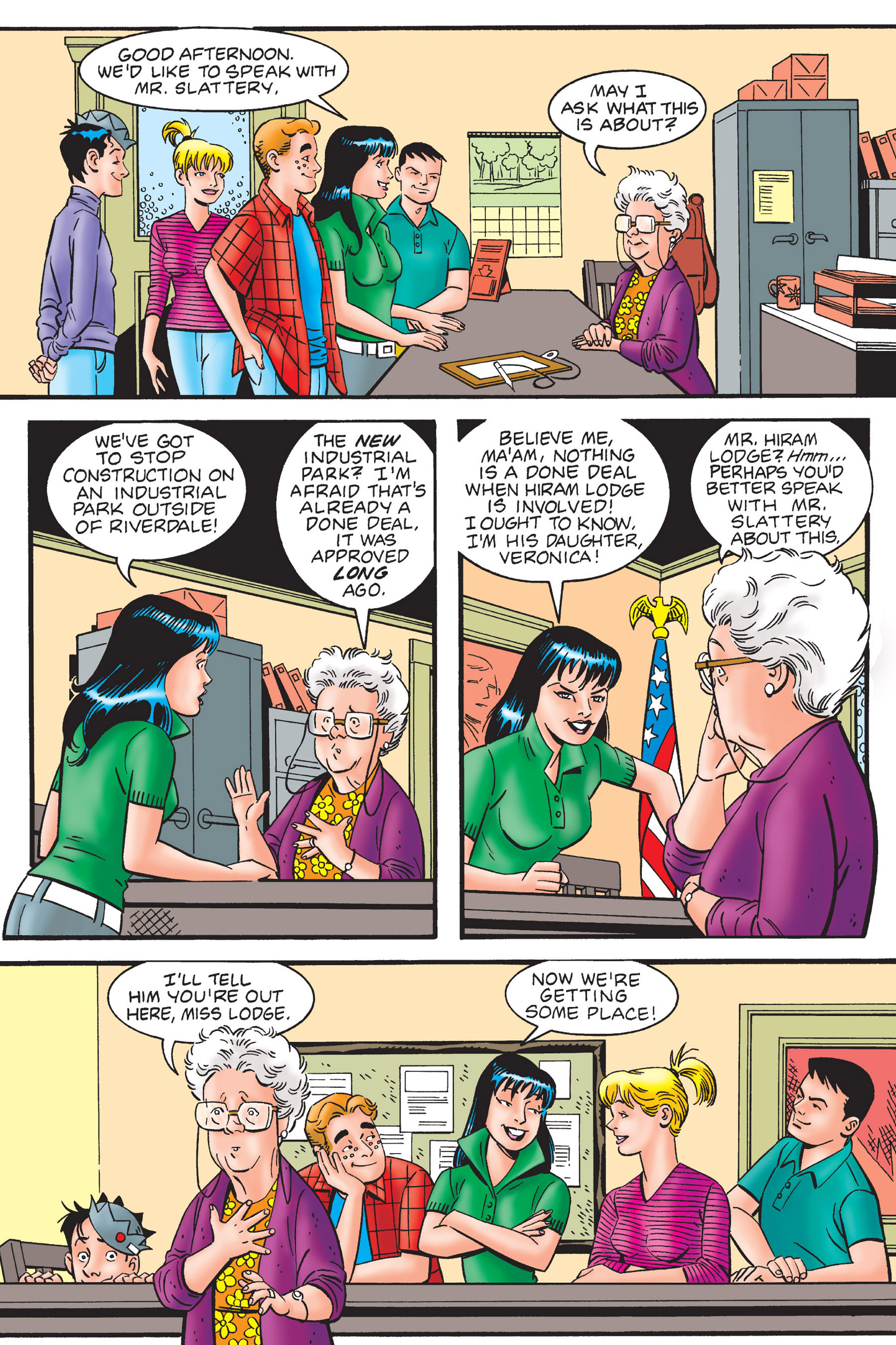 Read online Archie's New Look Series comic -  Issue #4 - 22