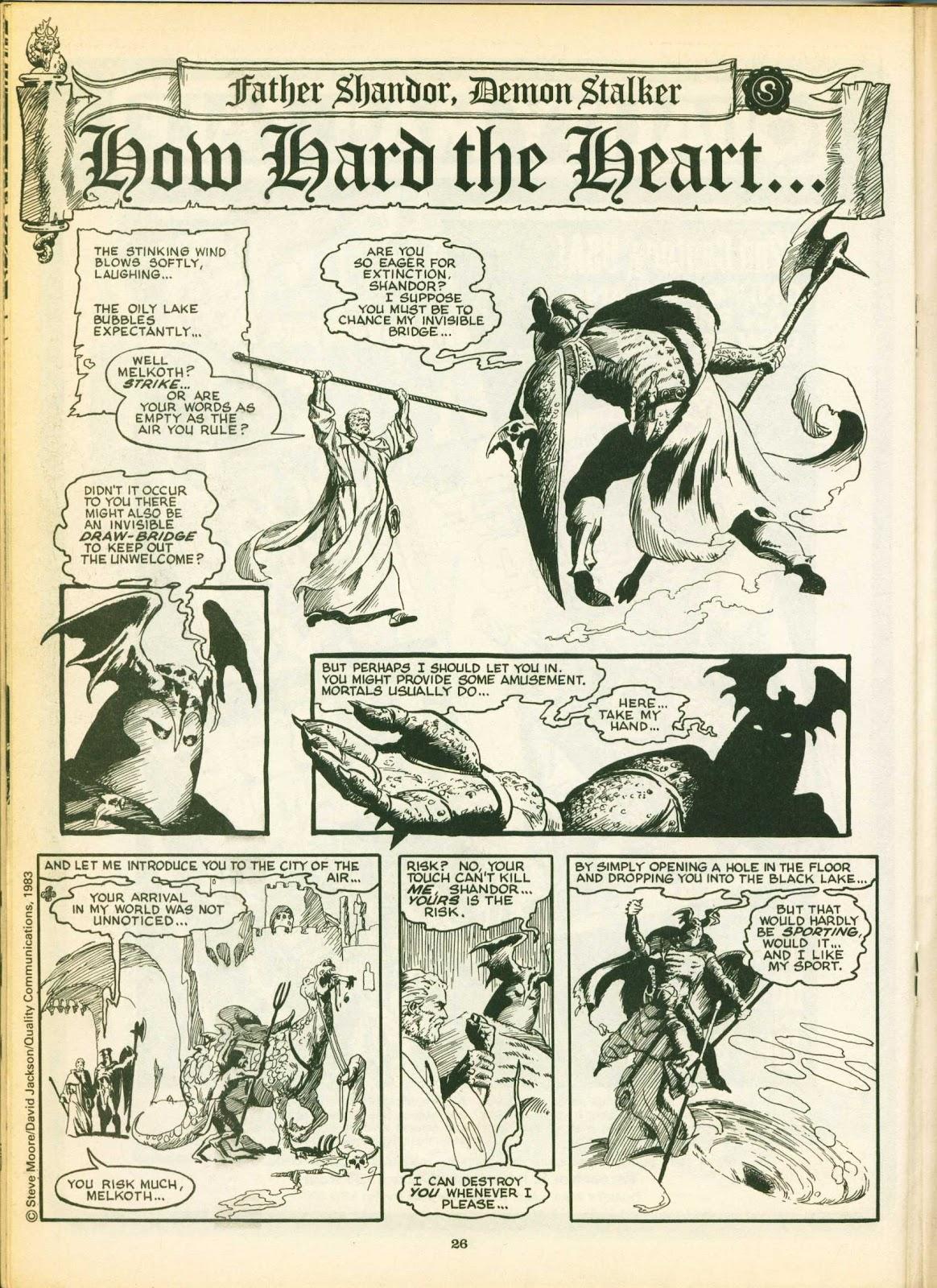 Warrior Issue #14 #15 - English 26