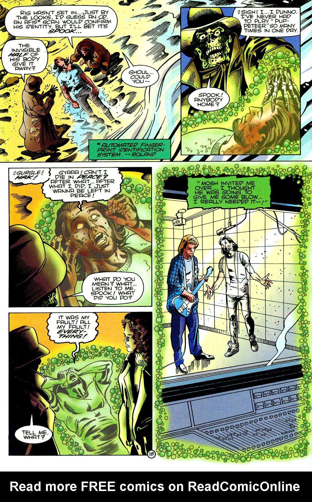 Read online UltraForce (1994) comic -  Issue #7 - 19