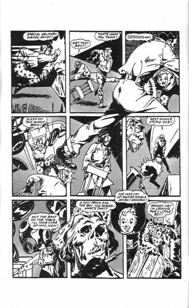 Read online Men of Mystery Comics comic -  Issue #48 - 20