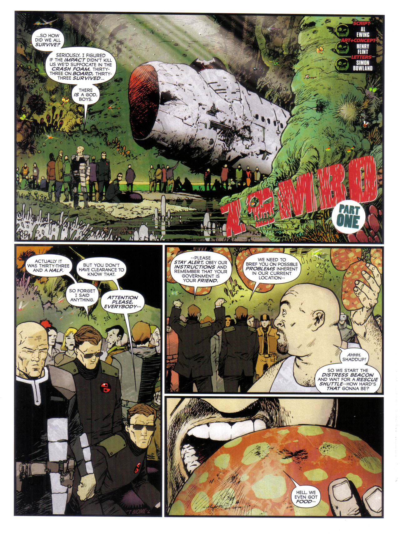 Read online 2000 AD comic -  Issue #1746 - 3