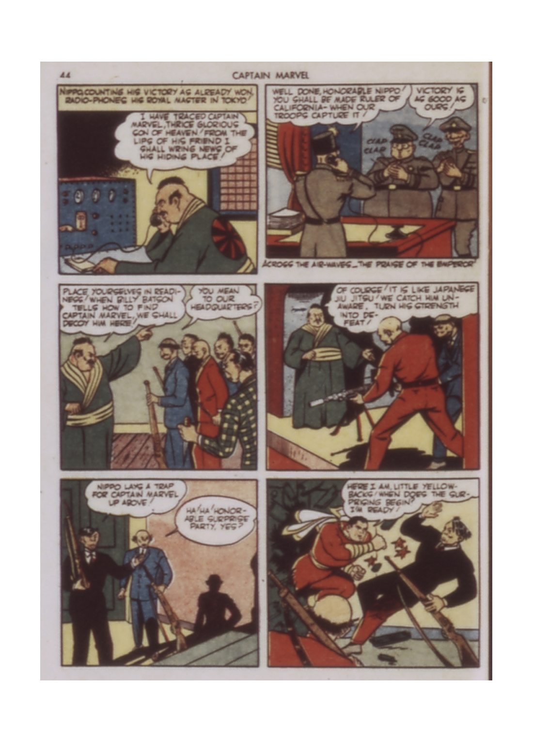 Captain Marvel Adventures issue 9 - Page 44