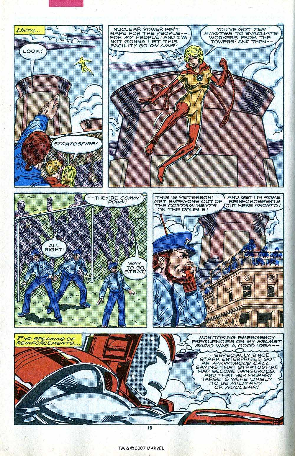 Iron Man Annual issue 9 - Page 24