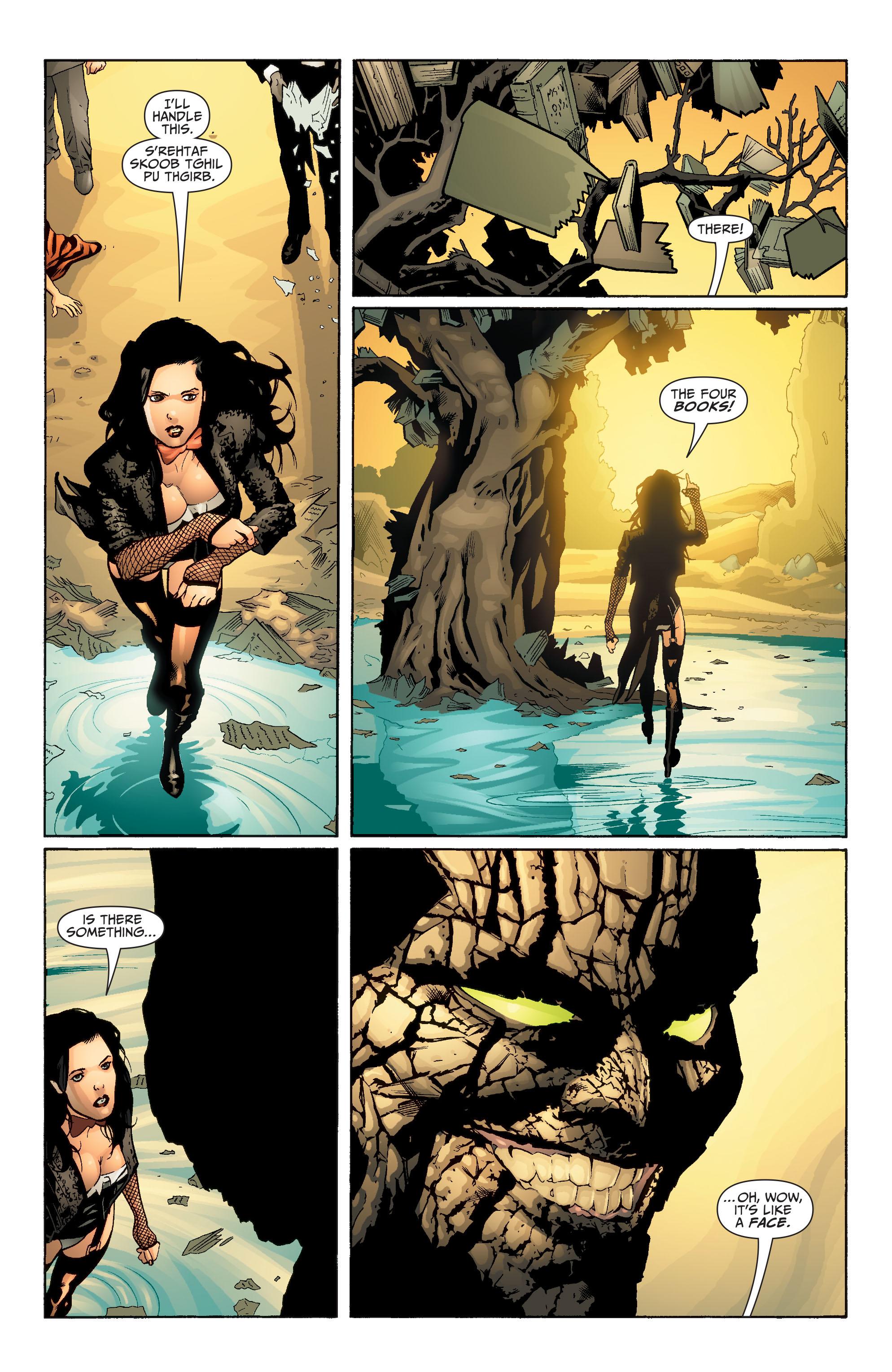 Read online Seven Soldiers: Zatanna comic -  Issue #1 - 14