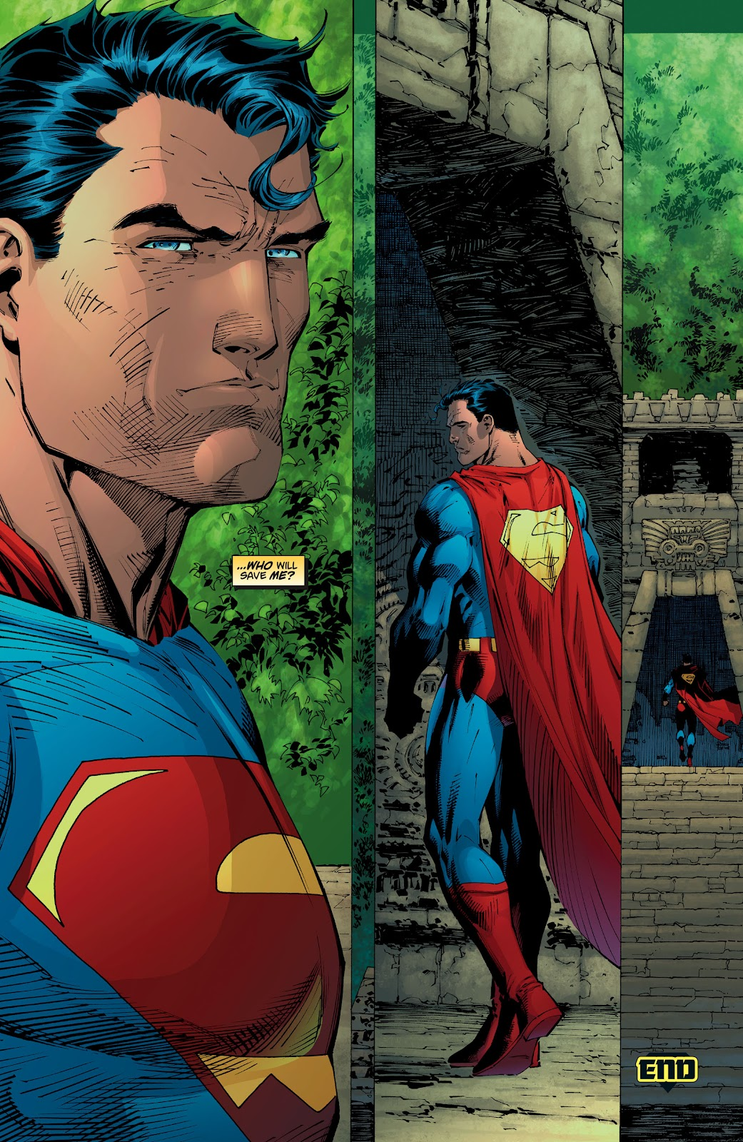 Read online Superman: For Tomorrow comic -  Issue # TPB (Part 3) - 103
