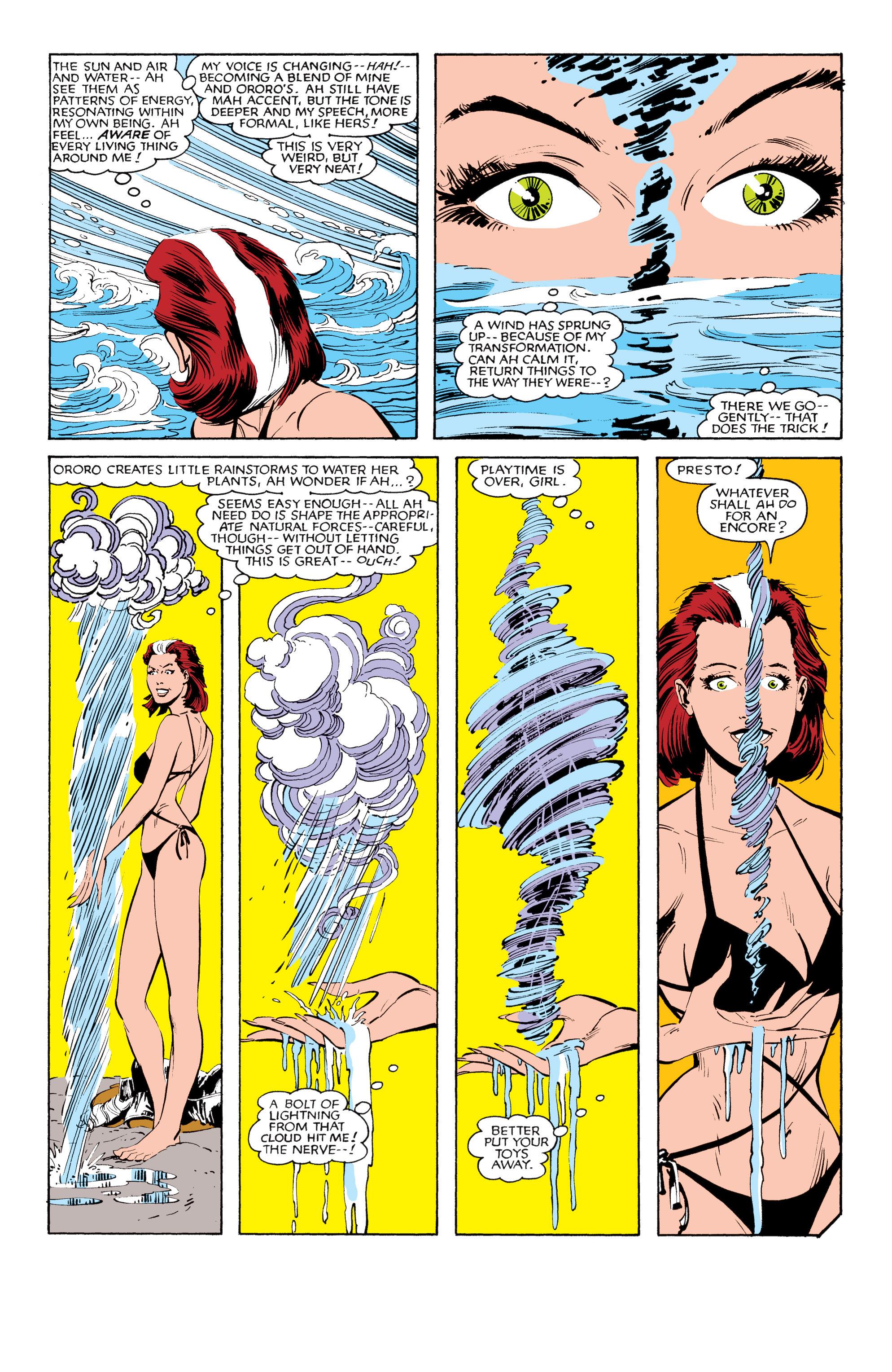 Read online Uncanny X-Men (1963) comic -  Issue #185 - 14