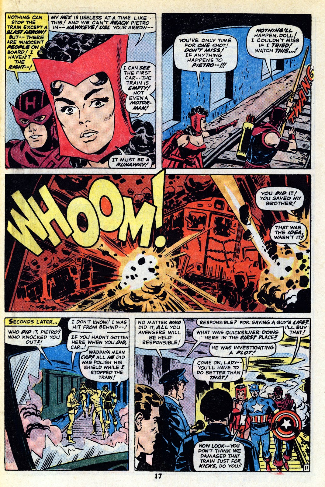 Marvel Triple Action (1972) issue 15 - Page 19