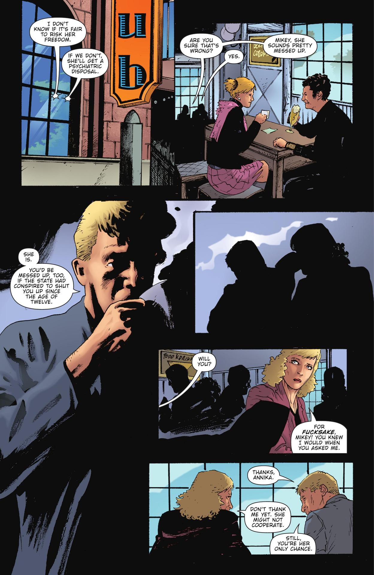 Read online The Girl Who Kicked The Hornet's Nest comic -  Issue # TPB - 74