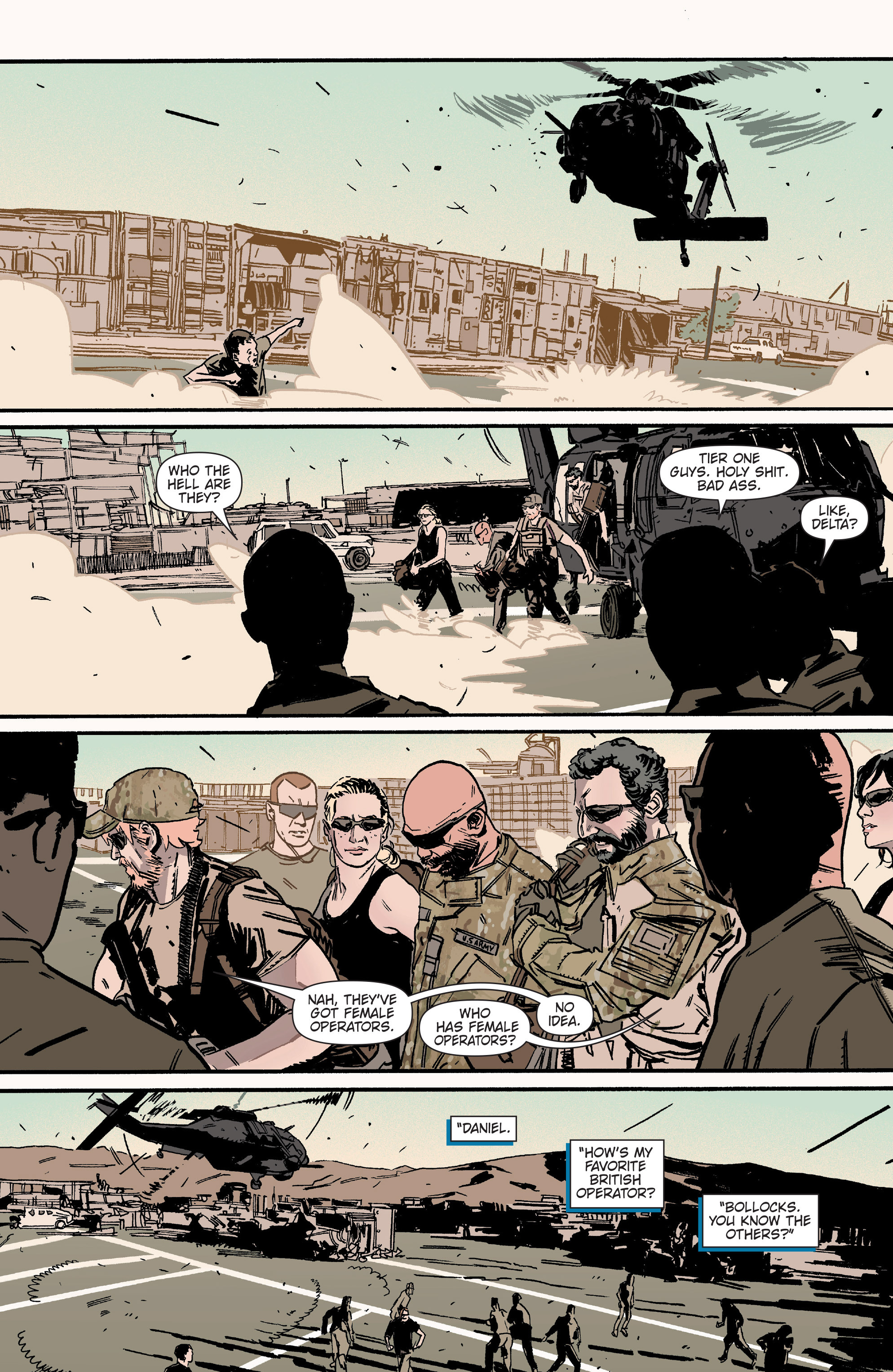 Read online The Activity comic -  Issue #9 - 4