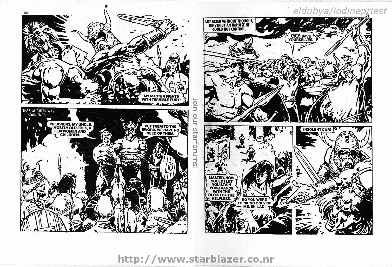 Starblazer issue 281 - Page 12