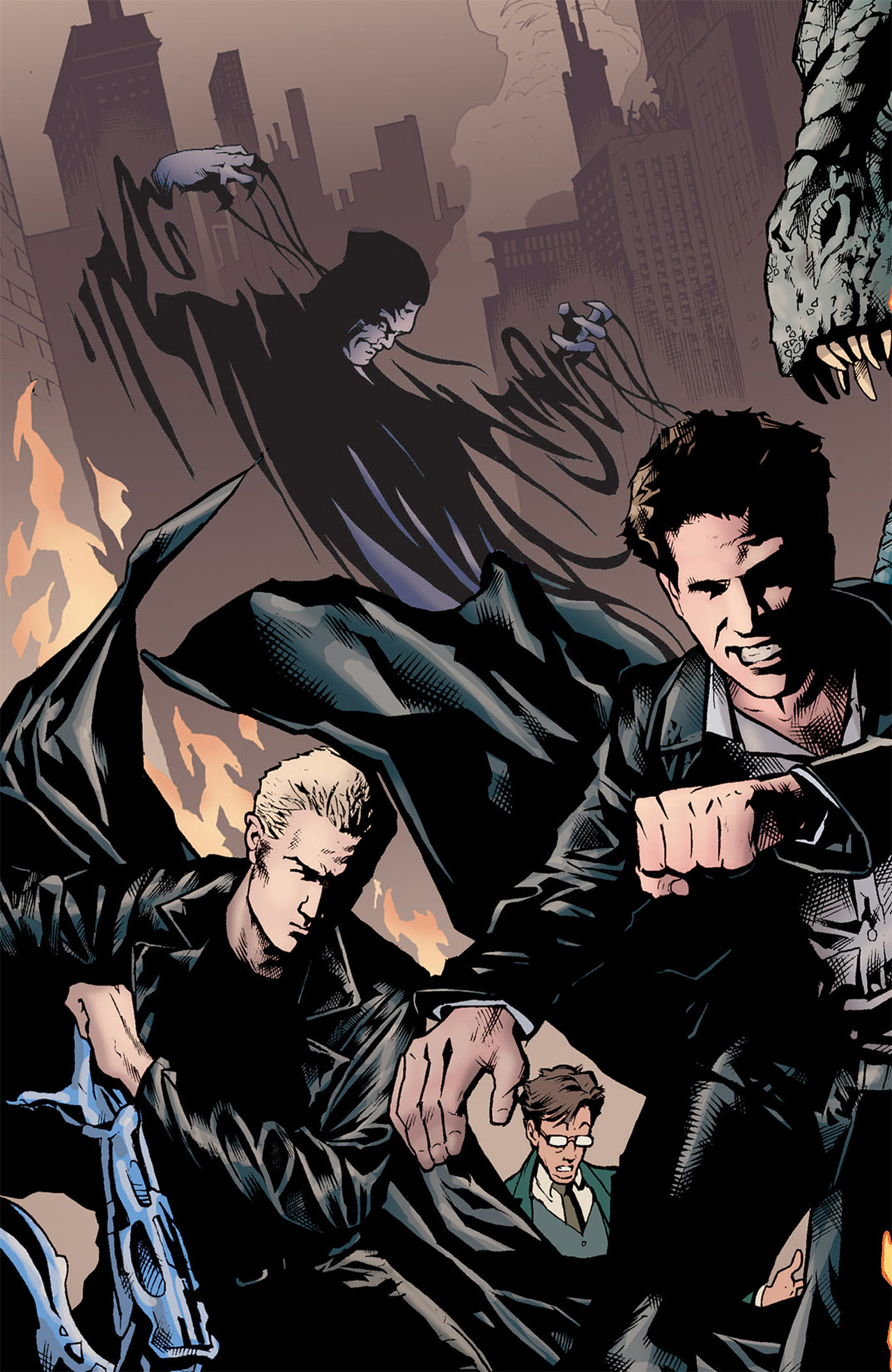 Read online Angel: After The Fall comic -  Issue #8 - 27
