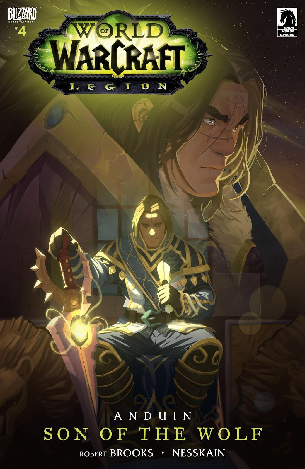 World of Warcraft: Legion 4 Page 1