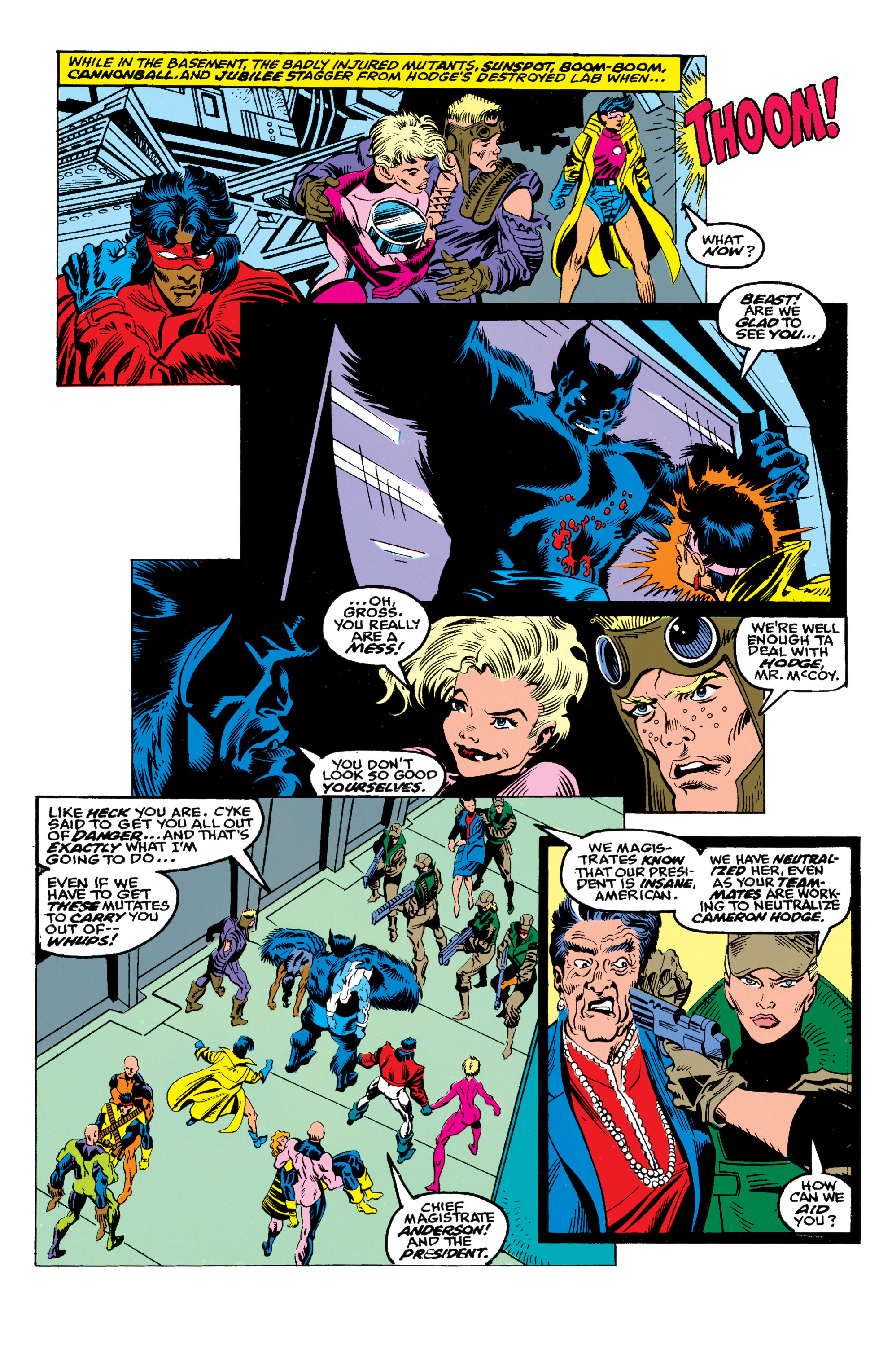 Read online X-Factor (1986) comic -  Issue #62 - 15