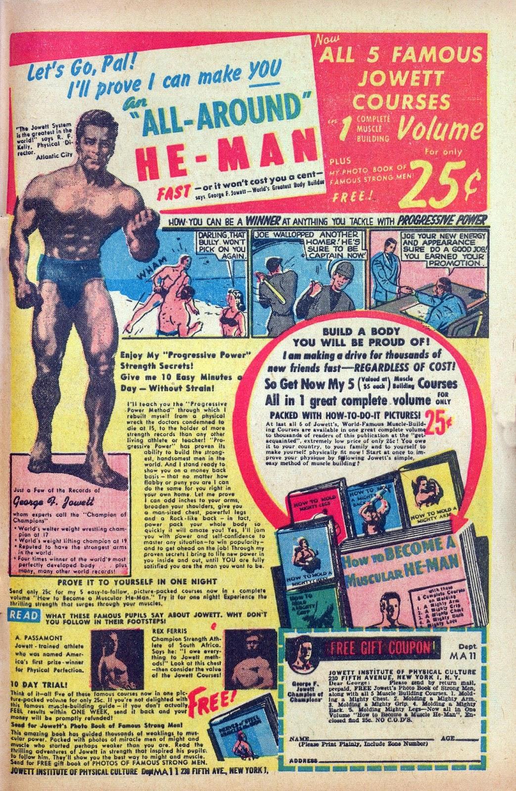 Hedy De Vine Comics issue 31 - Page 49