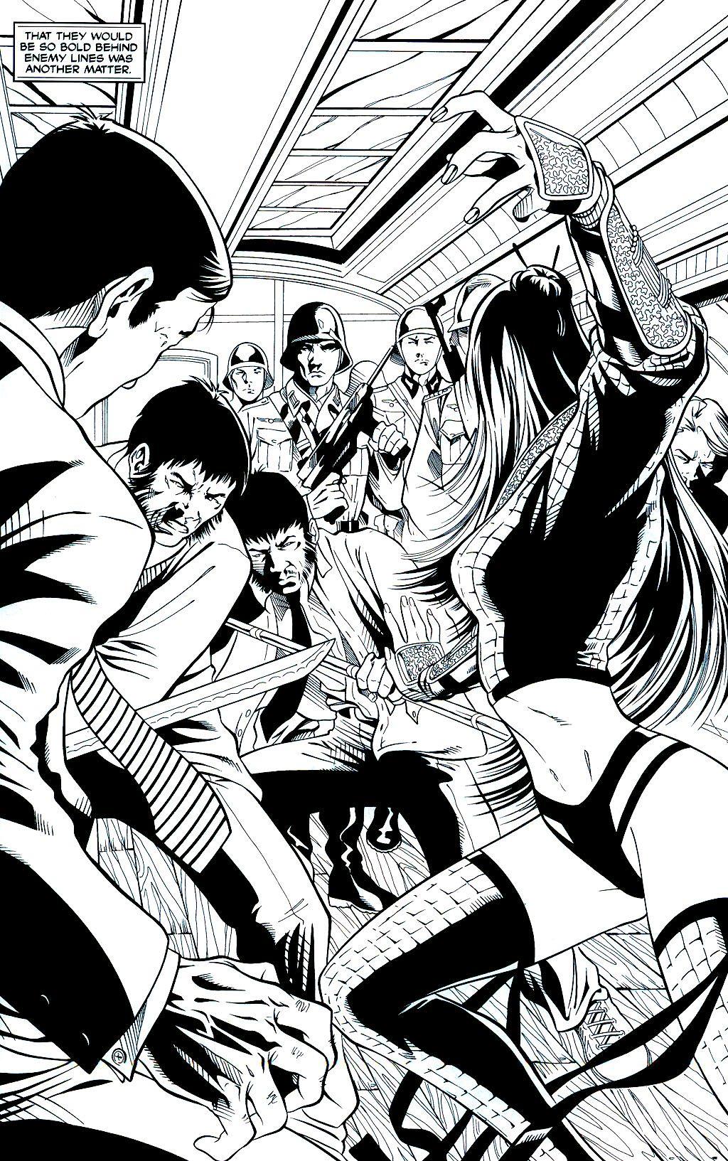 Read online Shi: Sempo comic -  Issue #2 - 5