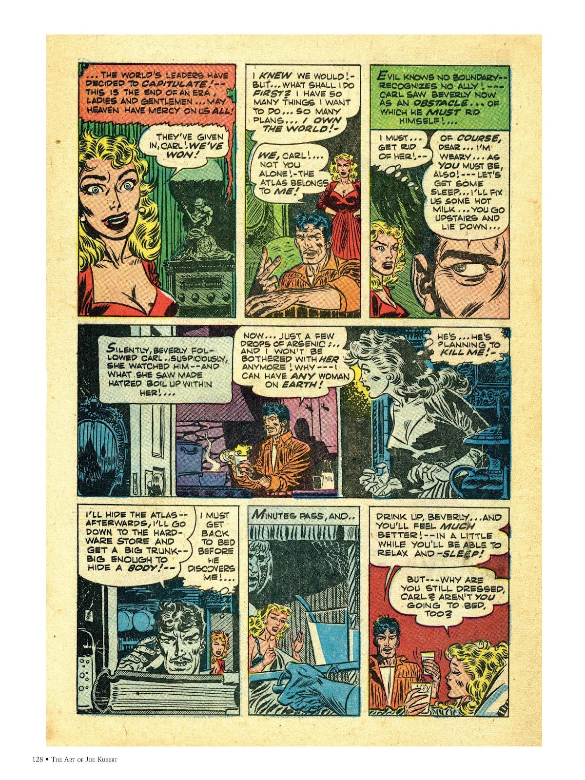 Read online The Art of Joe Kubert comic -  Issue # TPB (Part 2) - 28