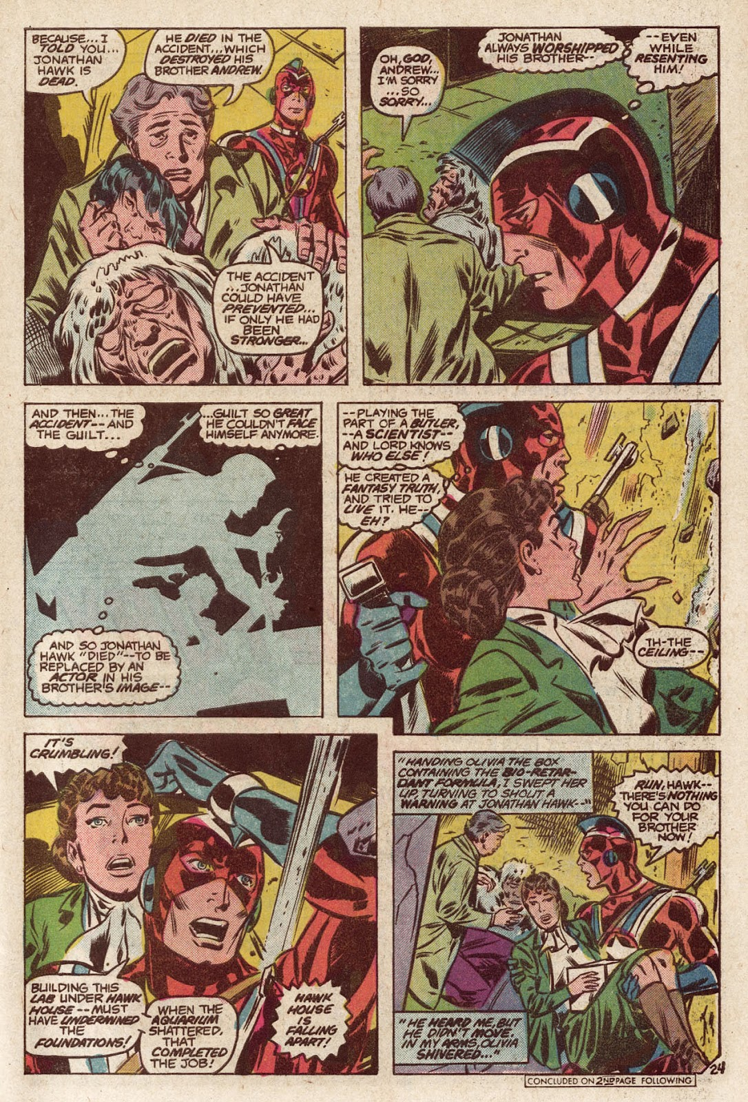 Steel, The Indestructible Man issue 5 - Page 36