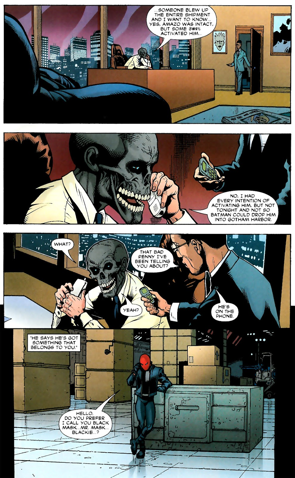 Batman: Under The Hood issue 3 - Page 21