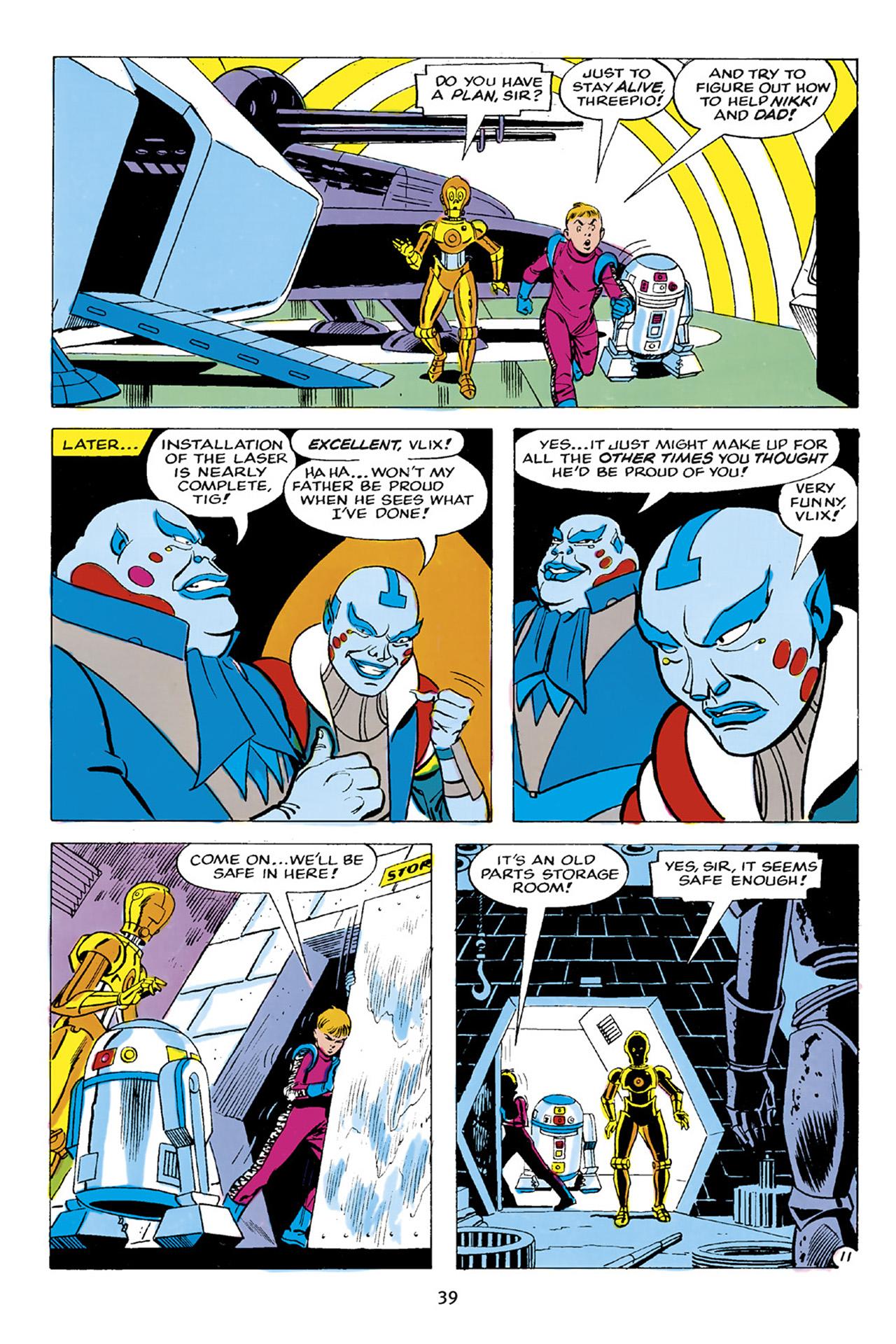 Read online Star Wars Omnibus comic -  Issue # Vol. 23 - 40