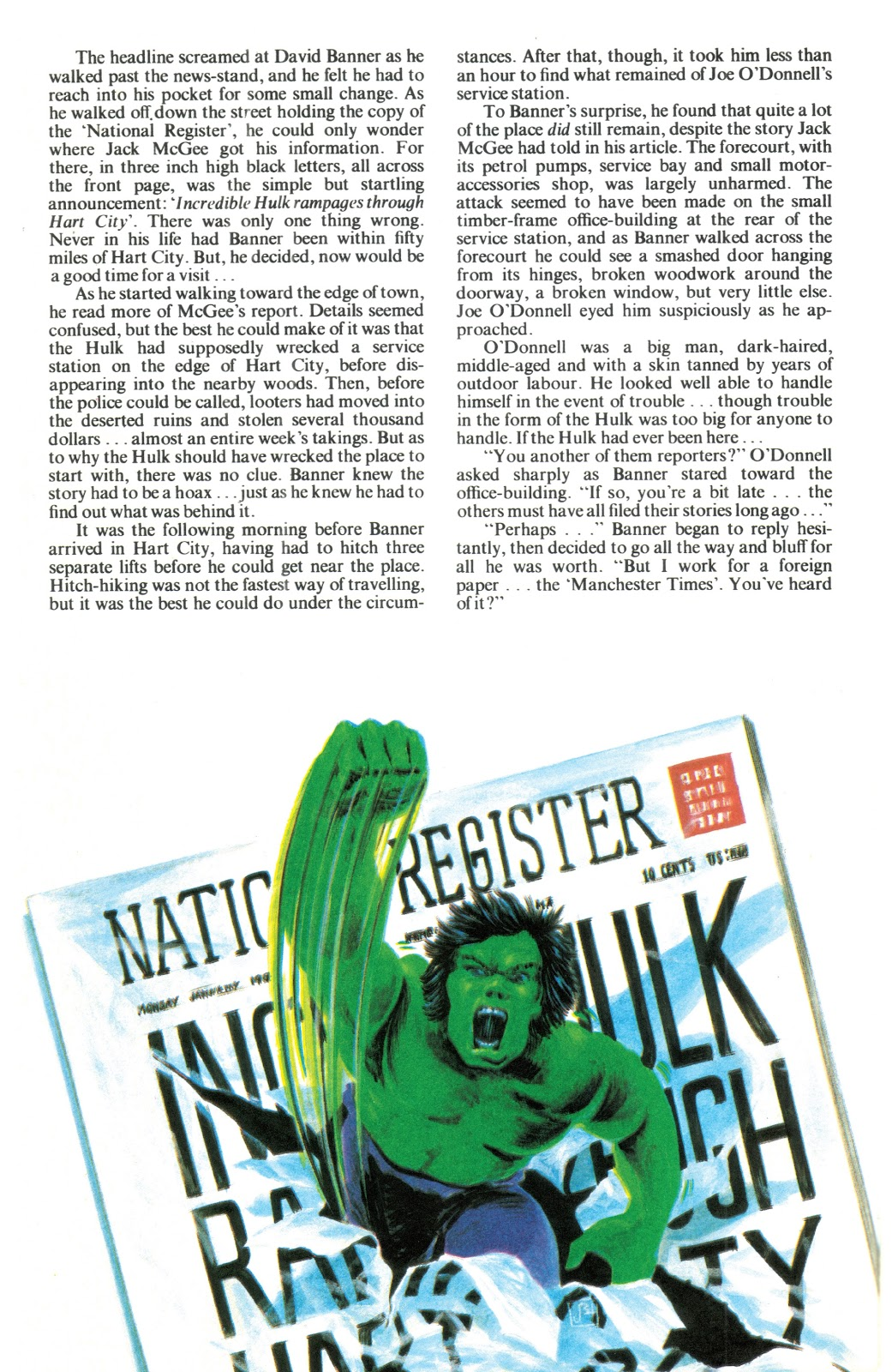 Read online Hulk: From The Marvel UK Vaults comic -  Issue # TPB (Part 2) - 23