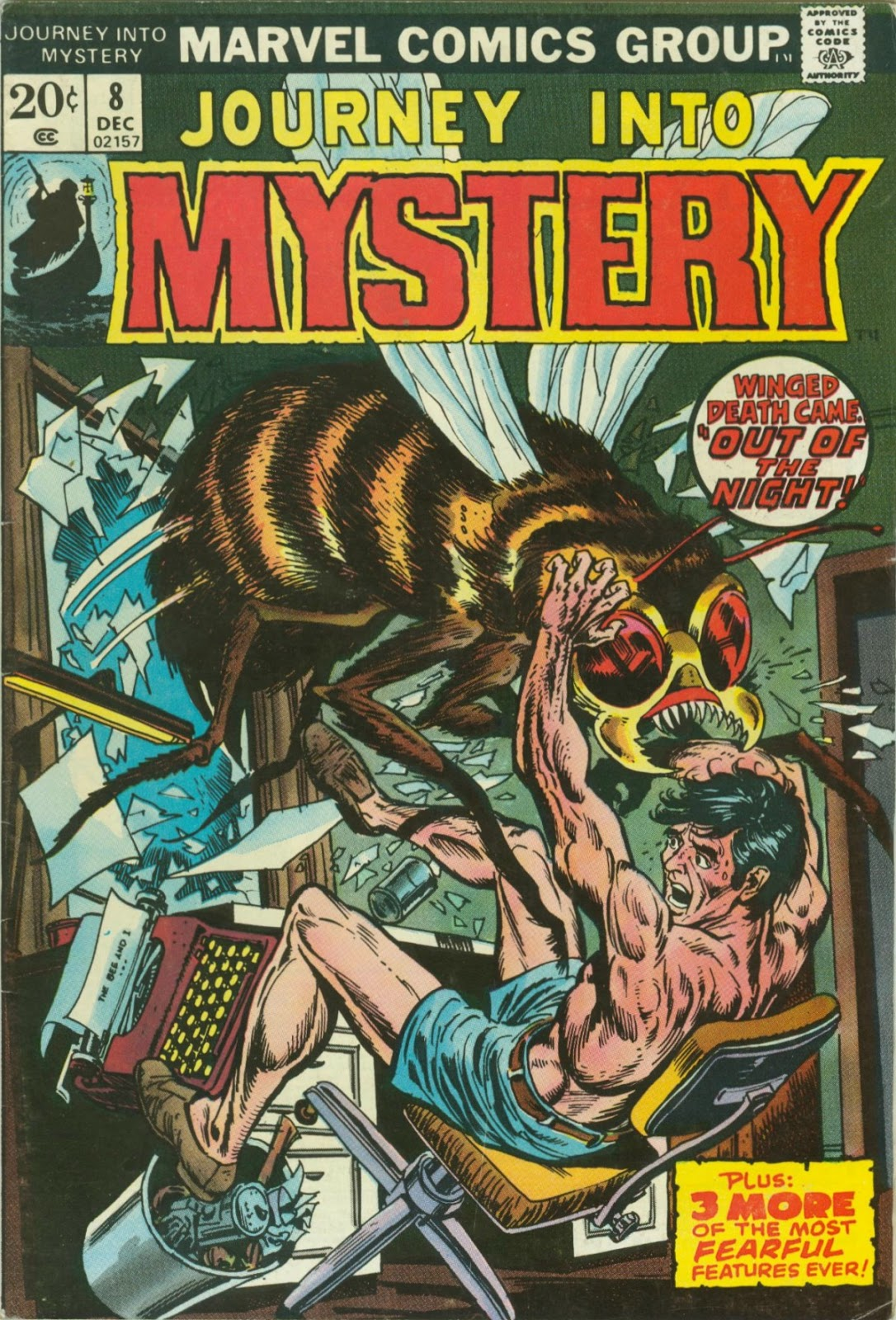 Journey Into Mystery (1972) issue 8 - Page 1