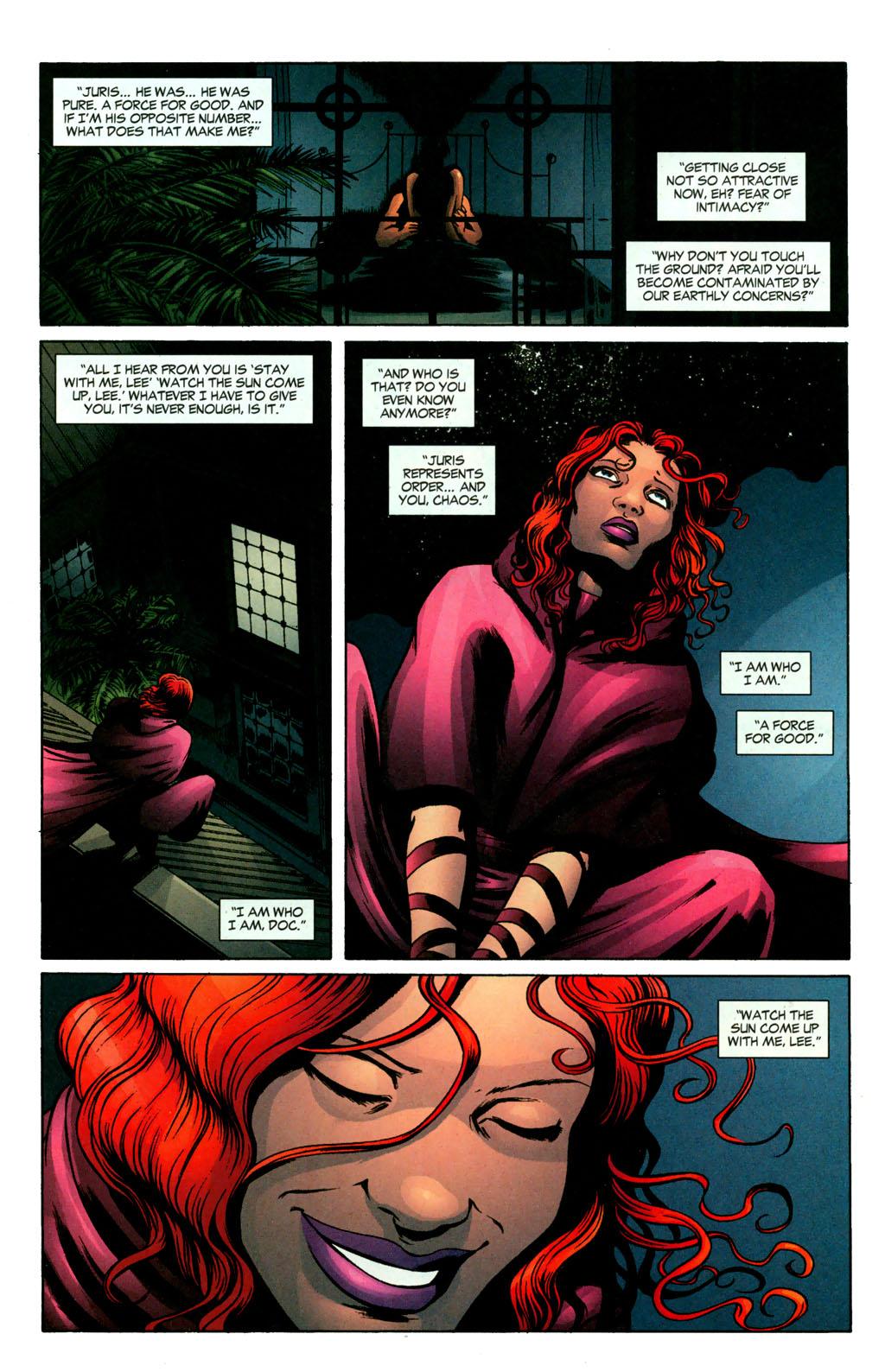 Read online Fallen Angel (2003) comic -  Issue #11 - 22