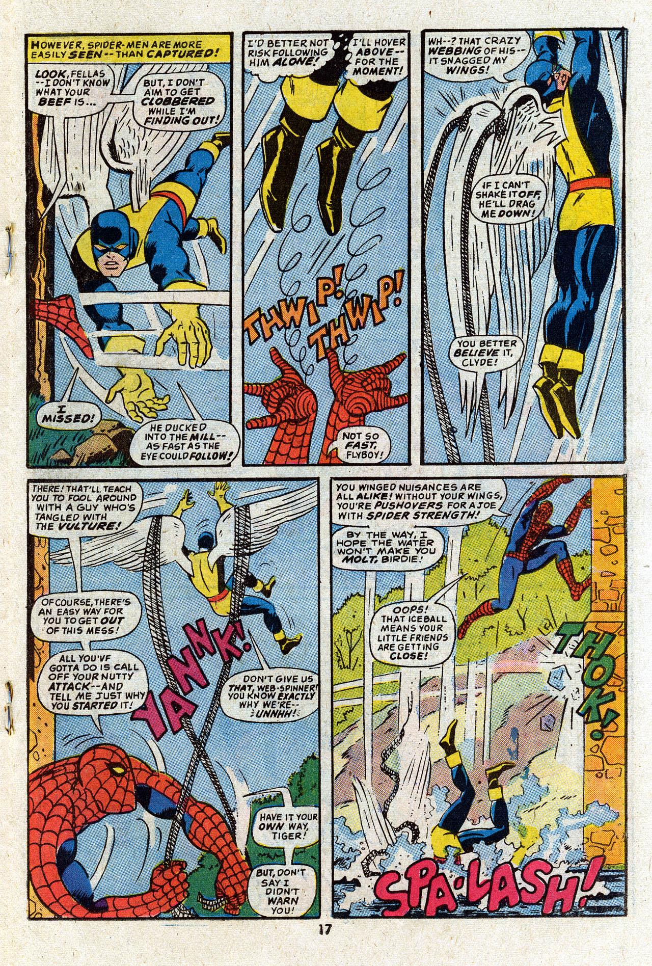 Read online Uncanny X-Men (1963) comic -  Issue #83 - 19