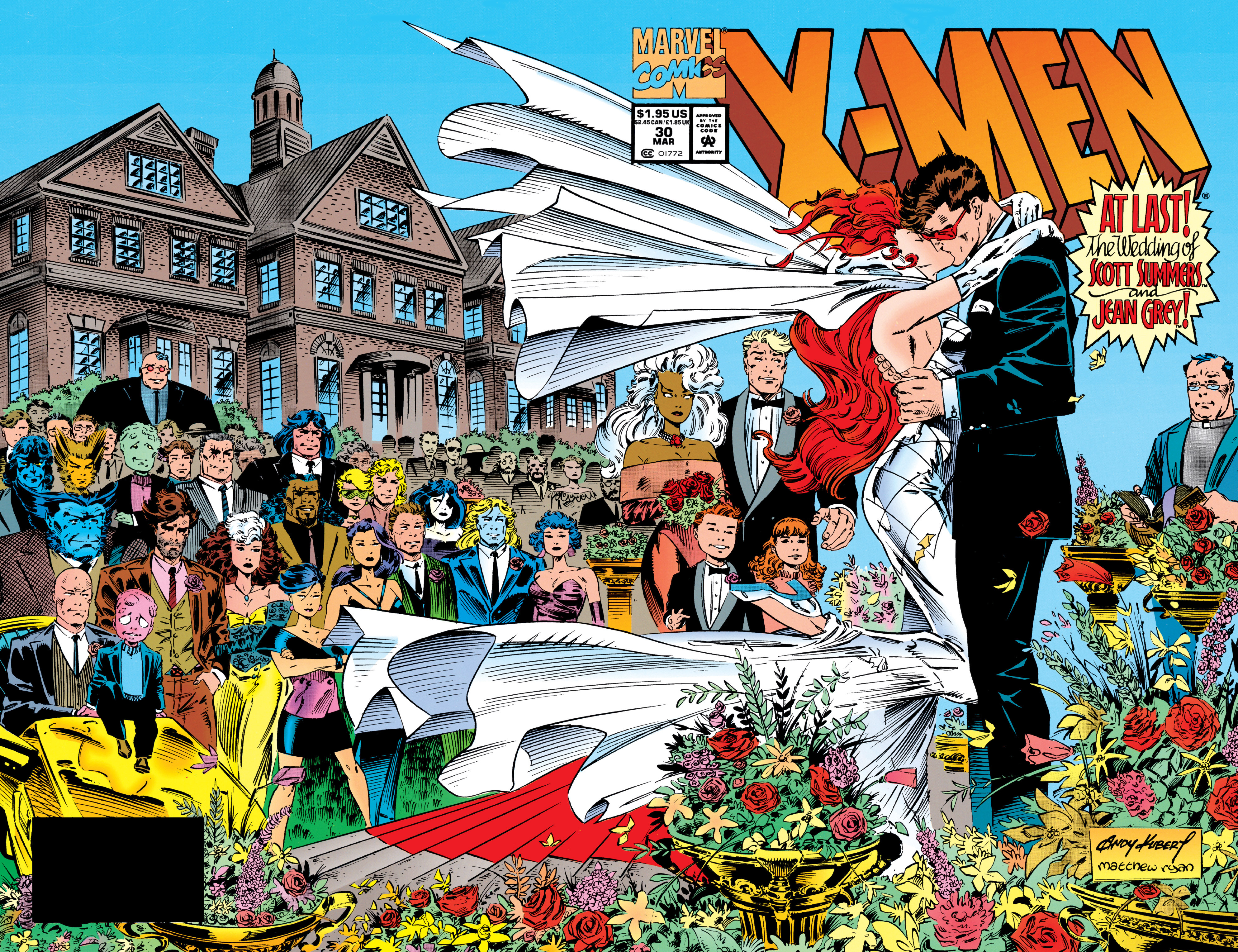 X-Men (1991) 30 Page 1